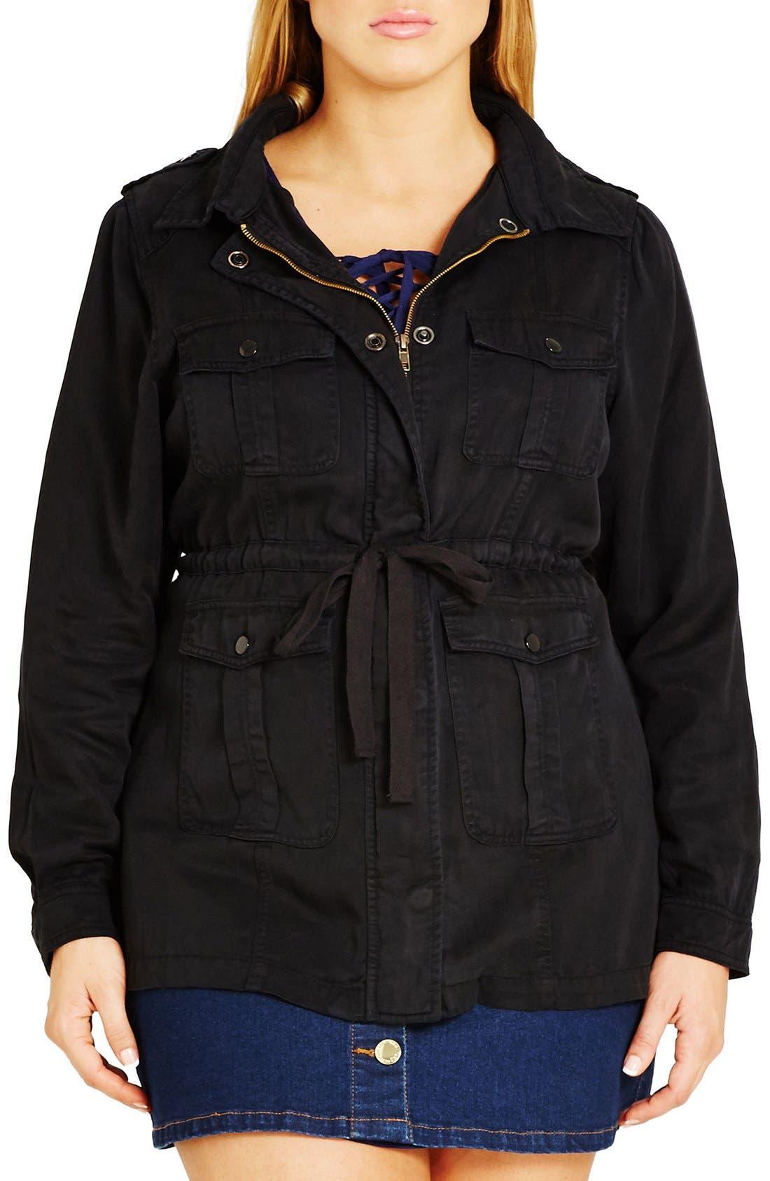 'Adventure' Utility Jacket,                         Main,                         color,