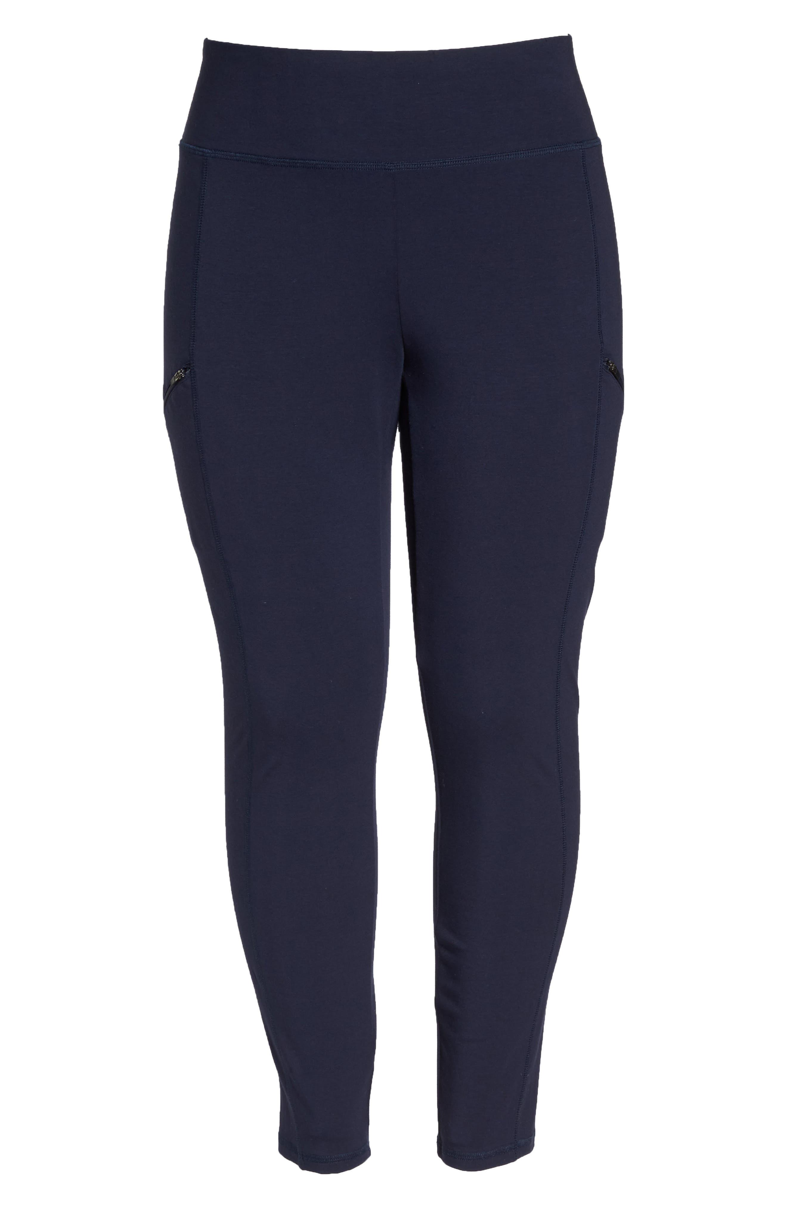 Skinny Knit Pants,                             Alternate thumbnail 7, color,                             419