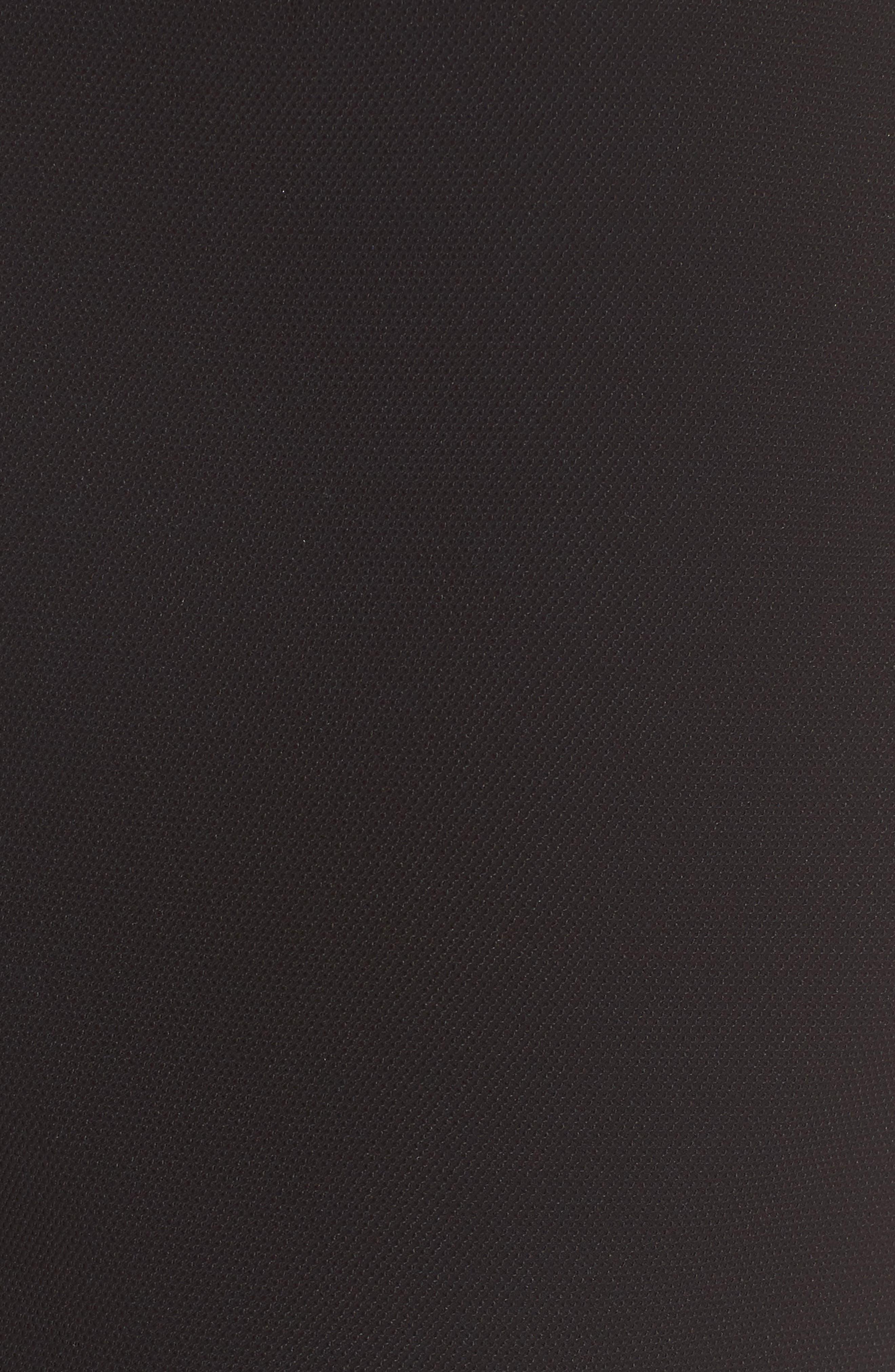 BOSS,                             Vuriona Pencil Skirt,                             Alternate thumbnail 5, color,                             001