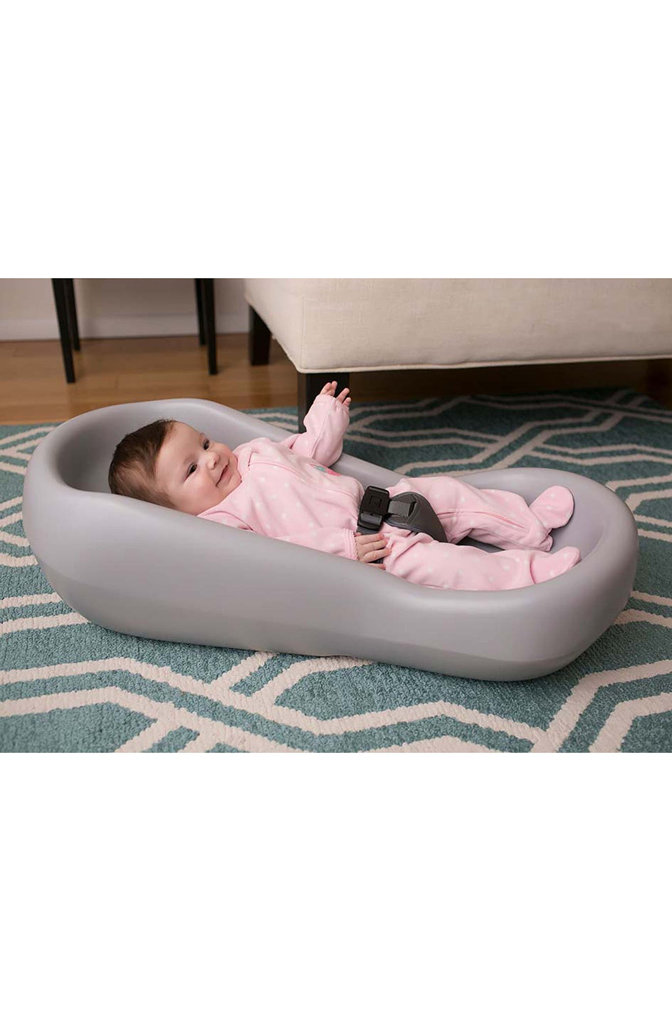 Snoozer<sup>®</sup> Infant Lounger,                             Alternate thumbnail 2, color,                             GREY