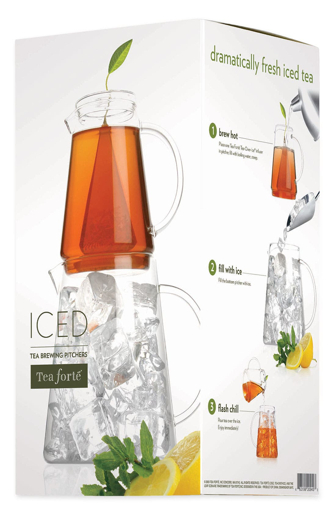 Iced Tea Pitcher System,                             Alternate thumbnail 2, color,                             960