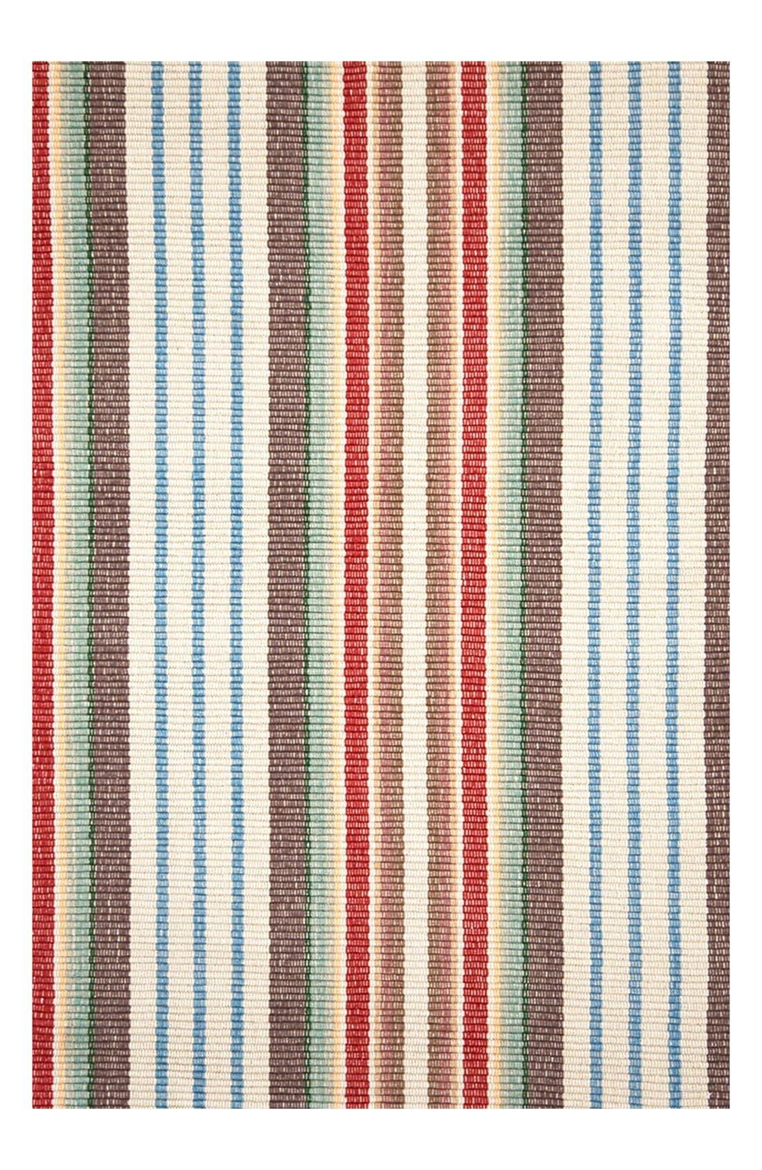 'Ranch' Stripe Rug,                         Main,                         color, 600