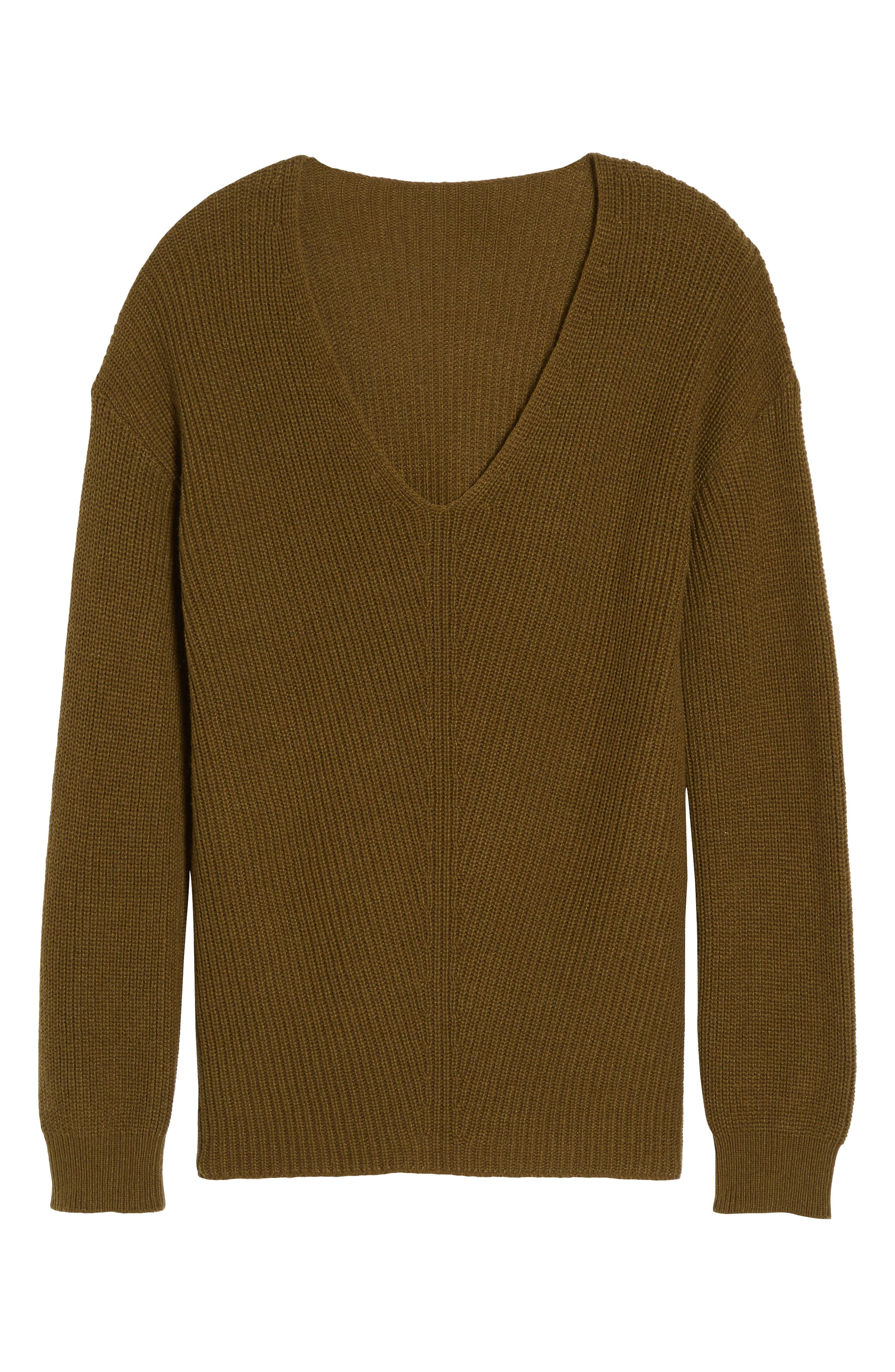 V-Neck Sweater,                             Alternate thumbnail 39, color,