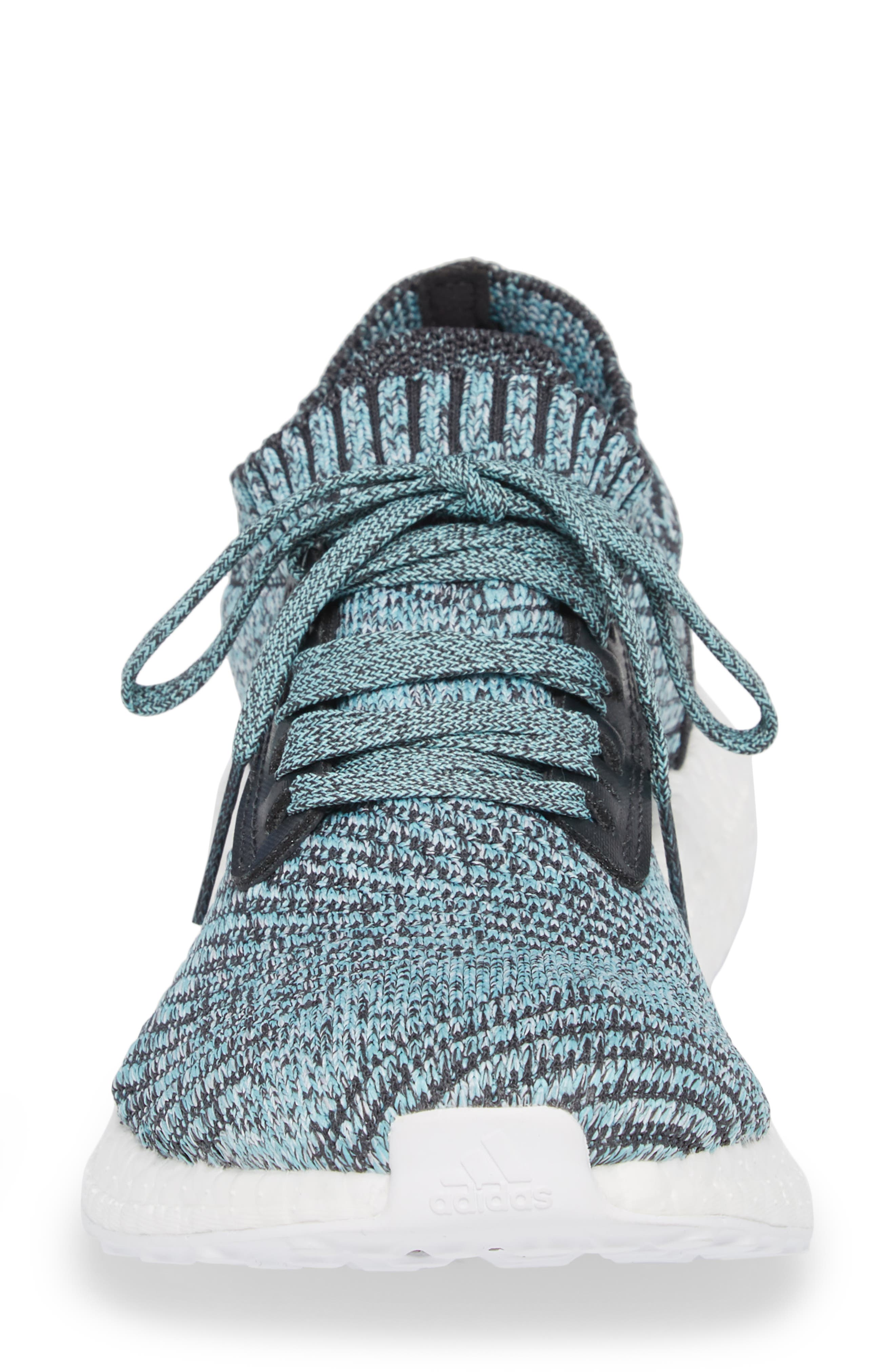 by Stella McCartney UltraBoost x Parley Running Shoe,                             Alternate thumbnail 17, color,