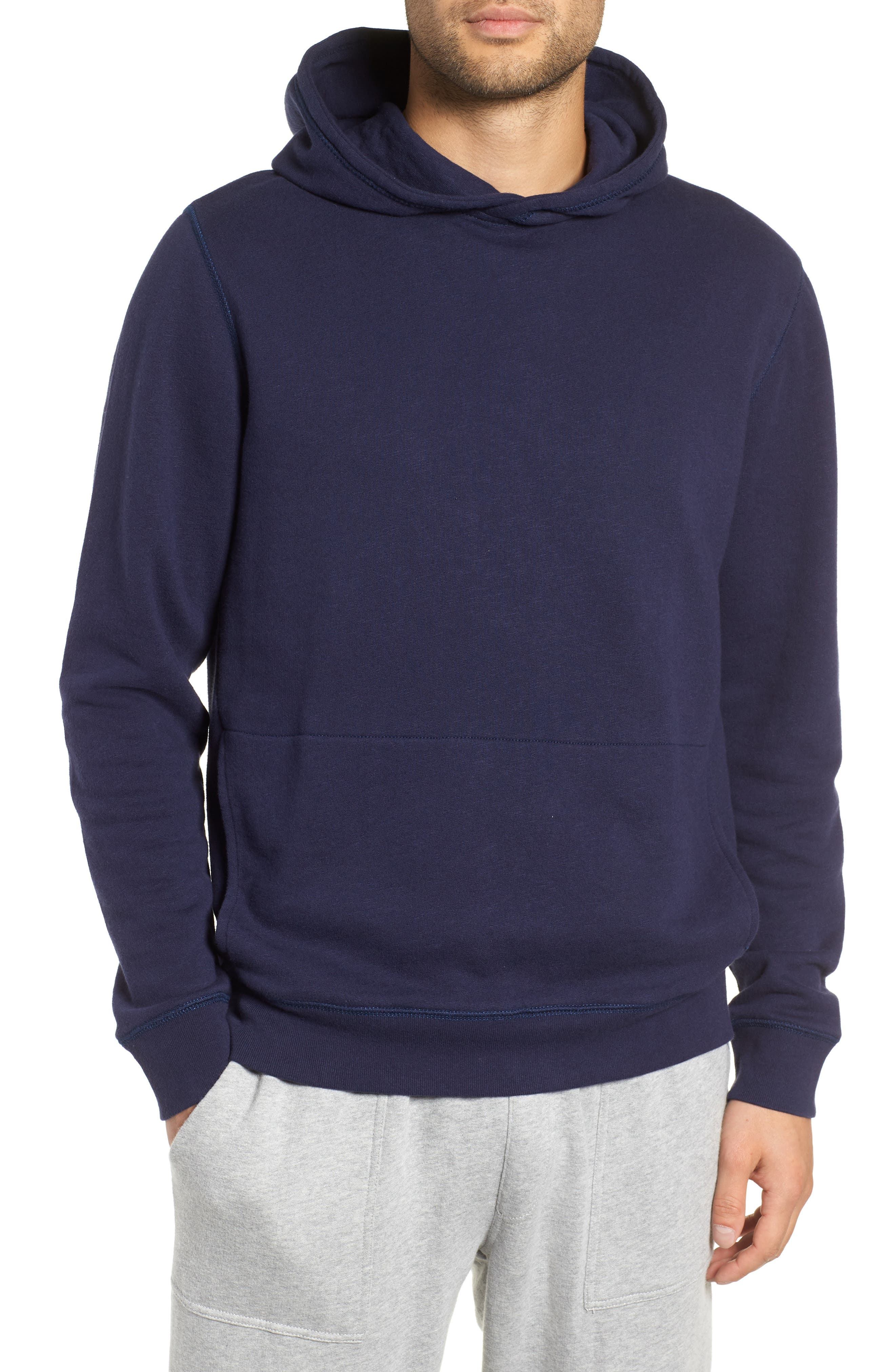 THE RAIL Hooded Sweatshirt, Main, color, 410