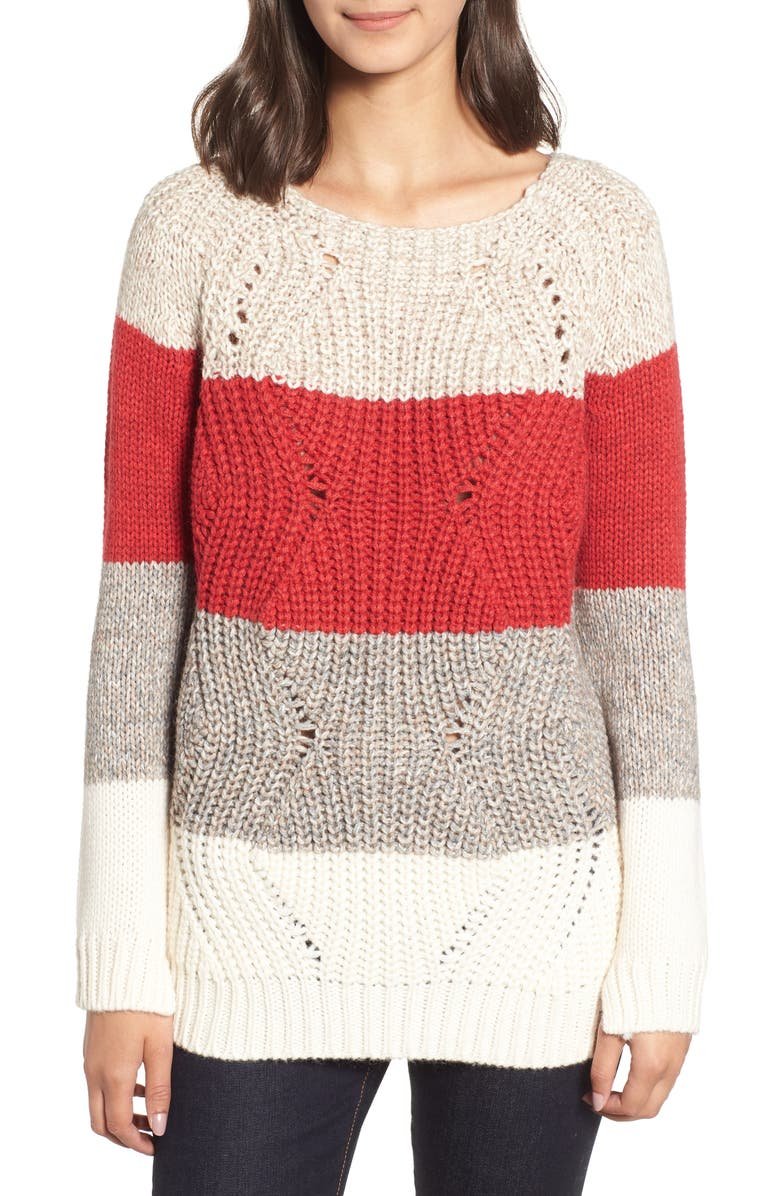 Barbour PADSTOW KNIT PULLOVER SWEATER