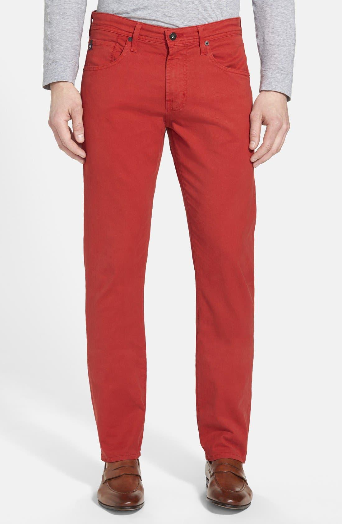 'Matchbox BES' Slim Fit Pants,                             Main thumbnail 43, color,