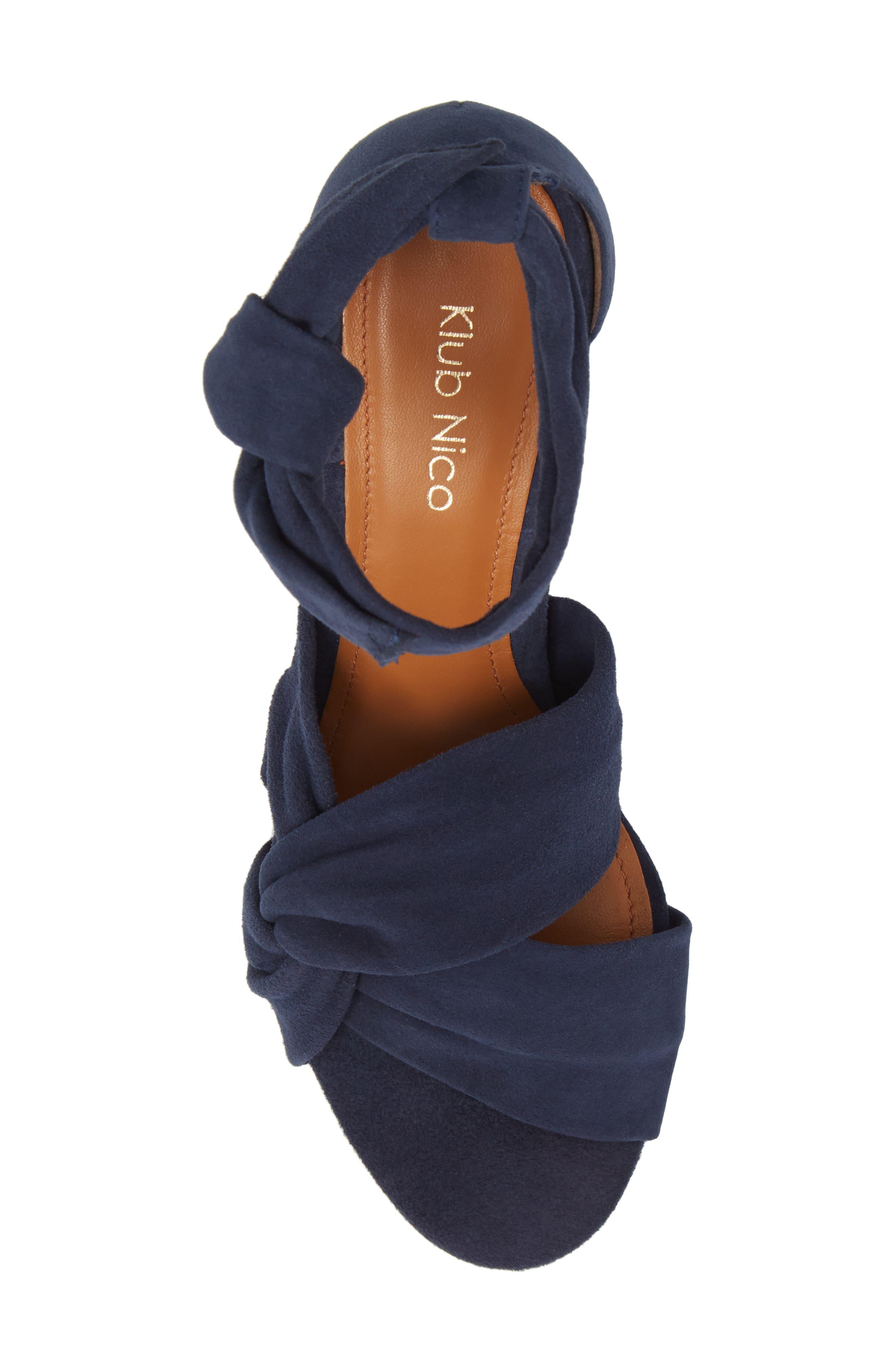 Anni Tie Ankle Sandal,                             Alternate thumbnail 13, color,