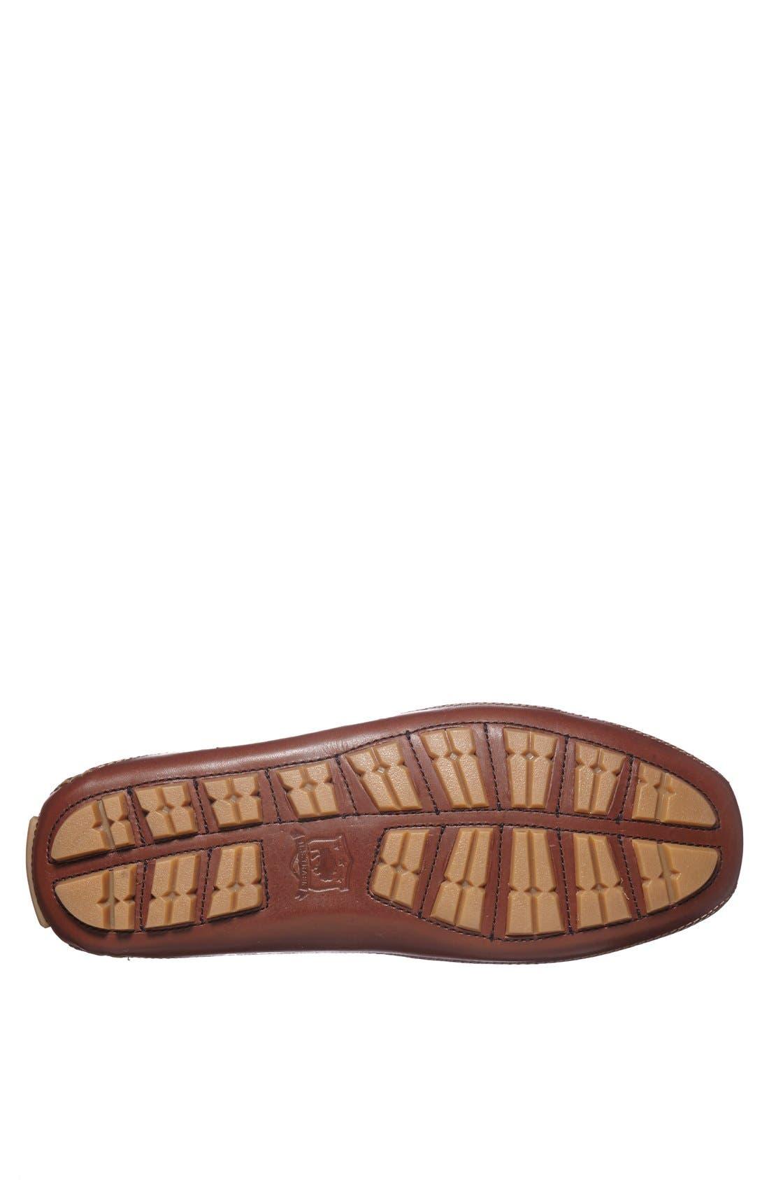 'Drake' Leather Driving Shoe,                             Alternate thumbnail 55, color,