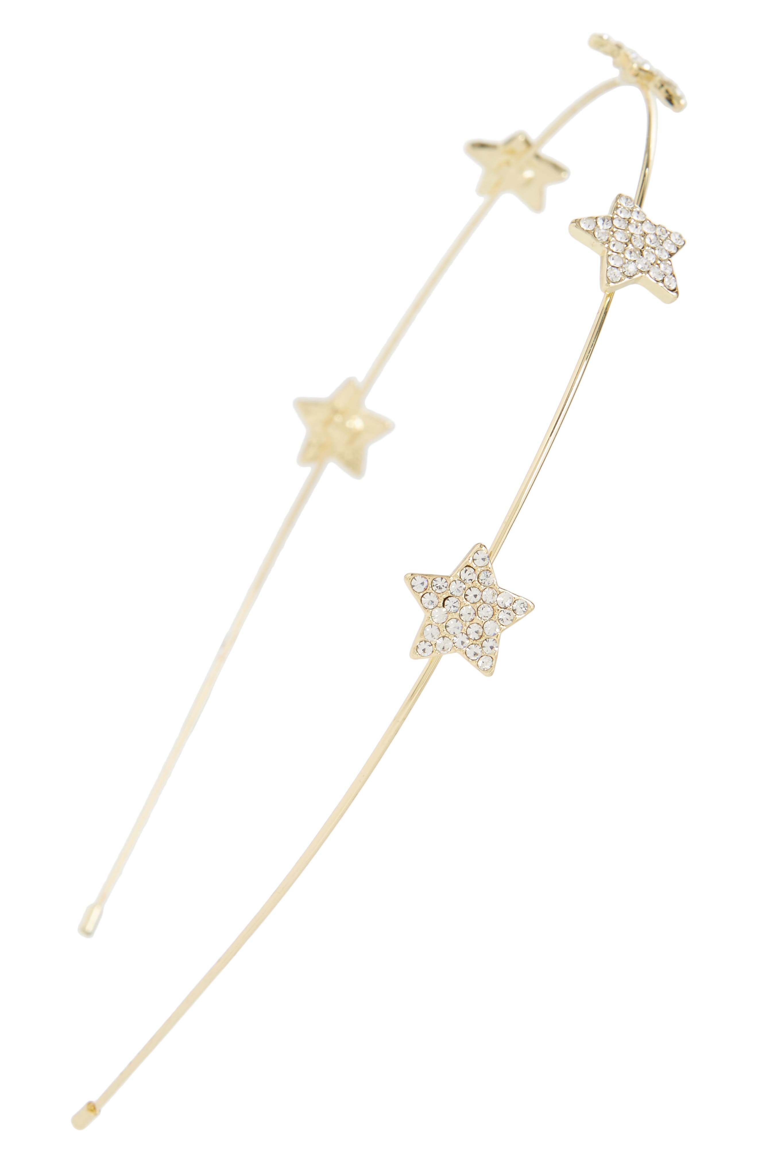 Crystal Star Headband,                         Main,                         color, 710