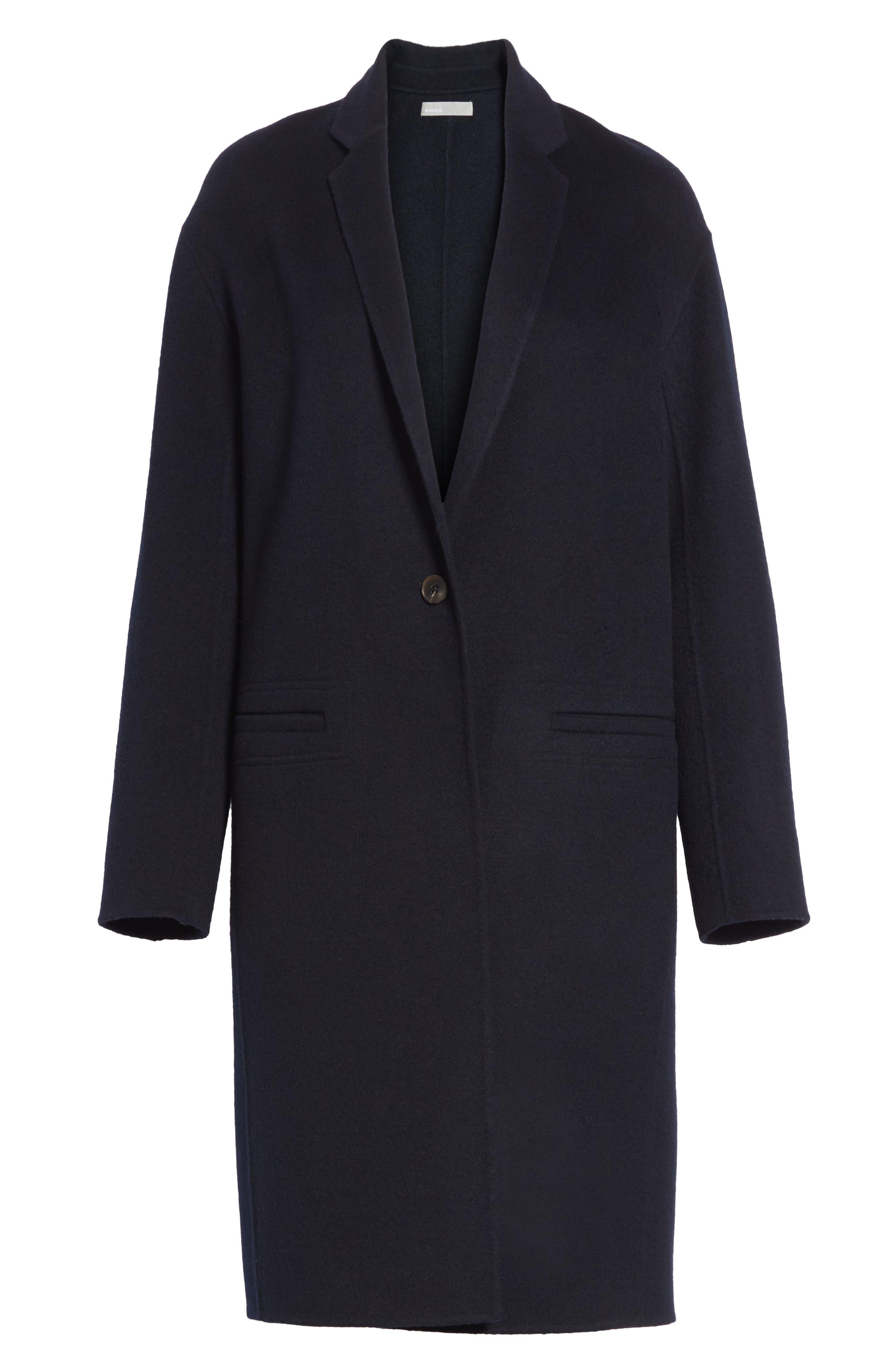 Modern Coat,                             Alternate thumbnail 5, color,                             COASTAL