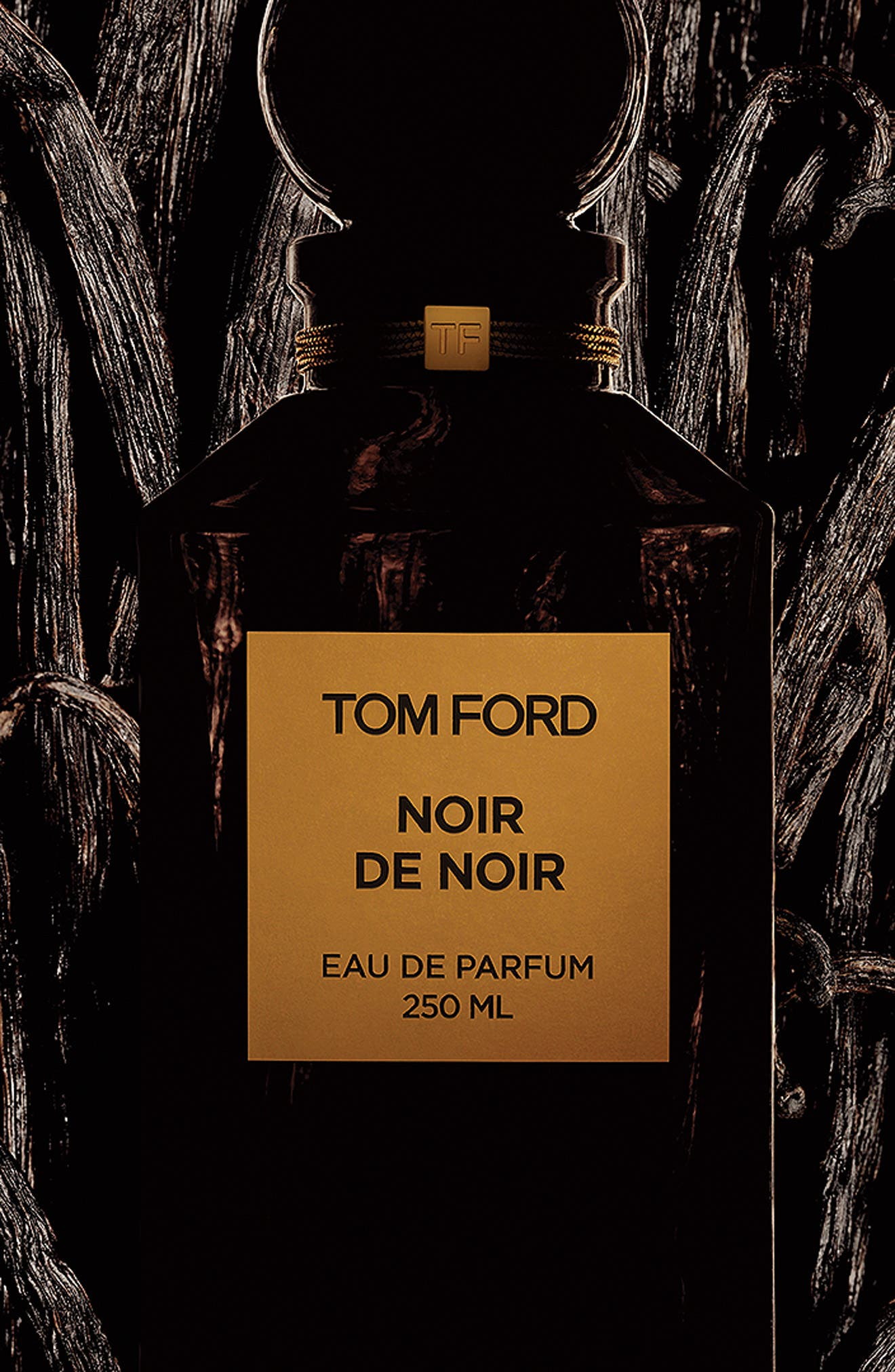 Private Blend Noir de Noir All Over Body Spray,                             Alternate thumbnail 3, color,                             NO COLOR