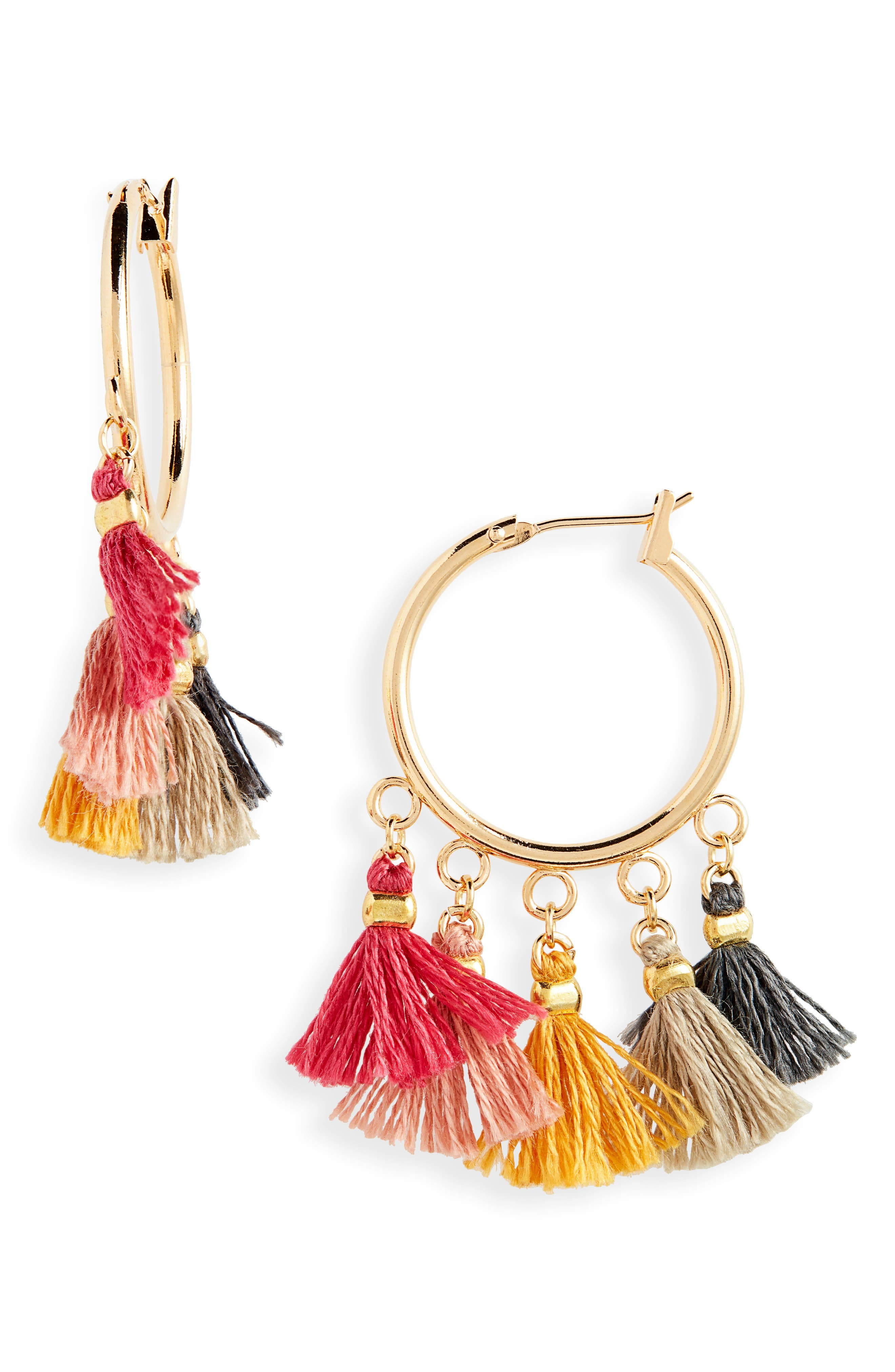 Sashi Lilu Hoop Earrings,                             Main thumbnail 1, color,                             710
