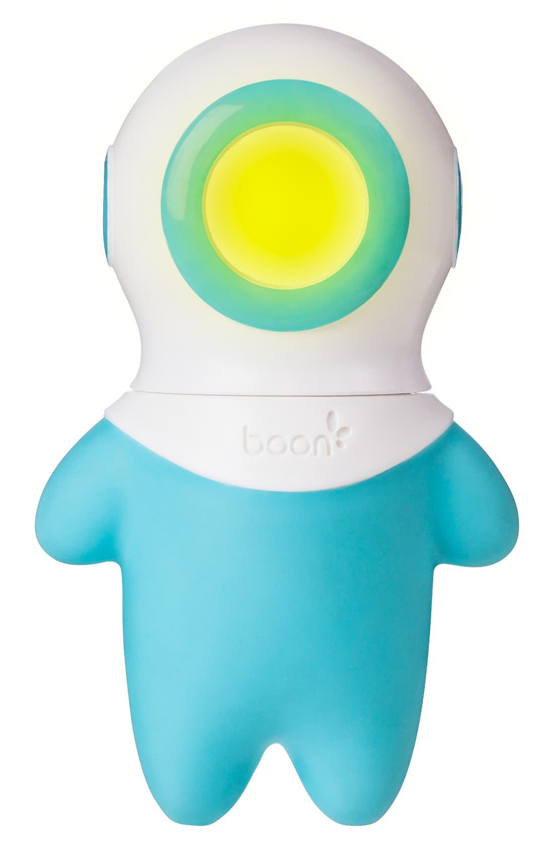 'Marco' Light-Up Bath Toy, Main, color, BLUE