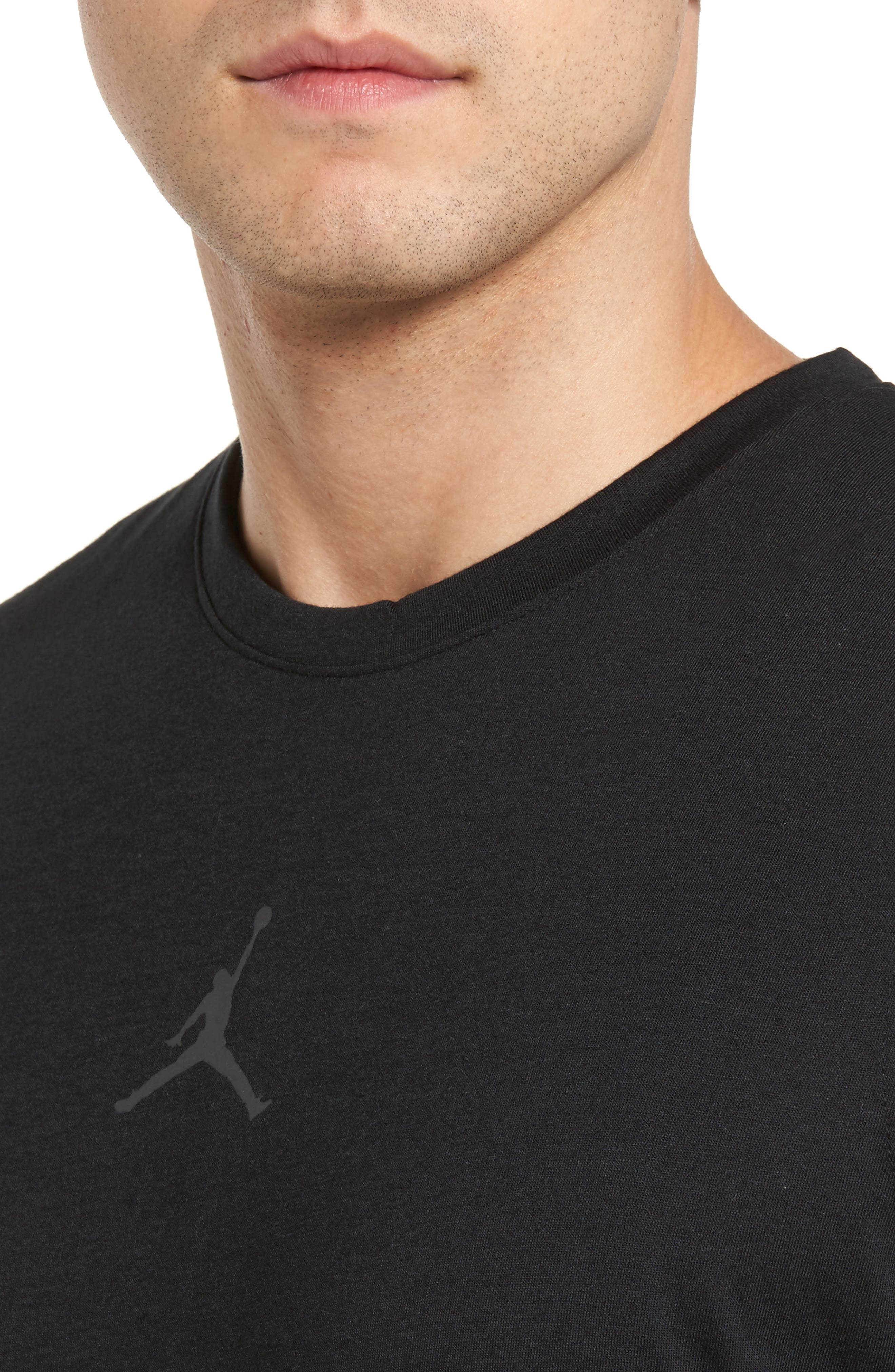 23 Alpha Dry T-Shirt,                             Alternate thumbnail 4, color,