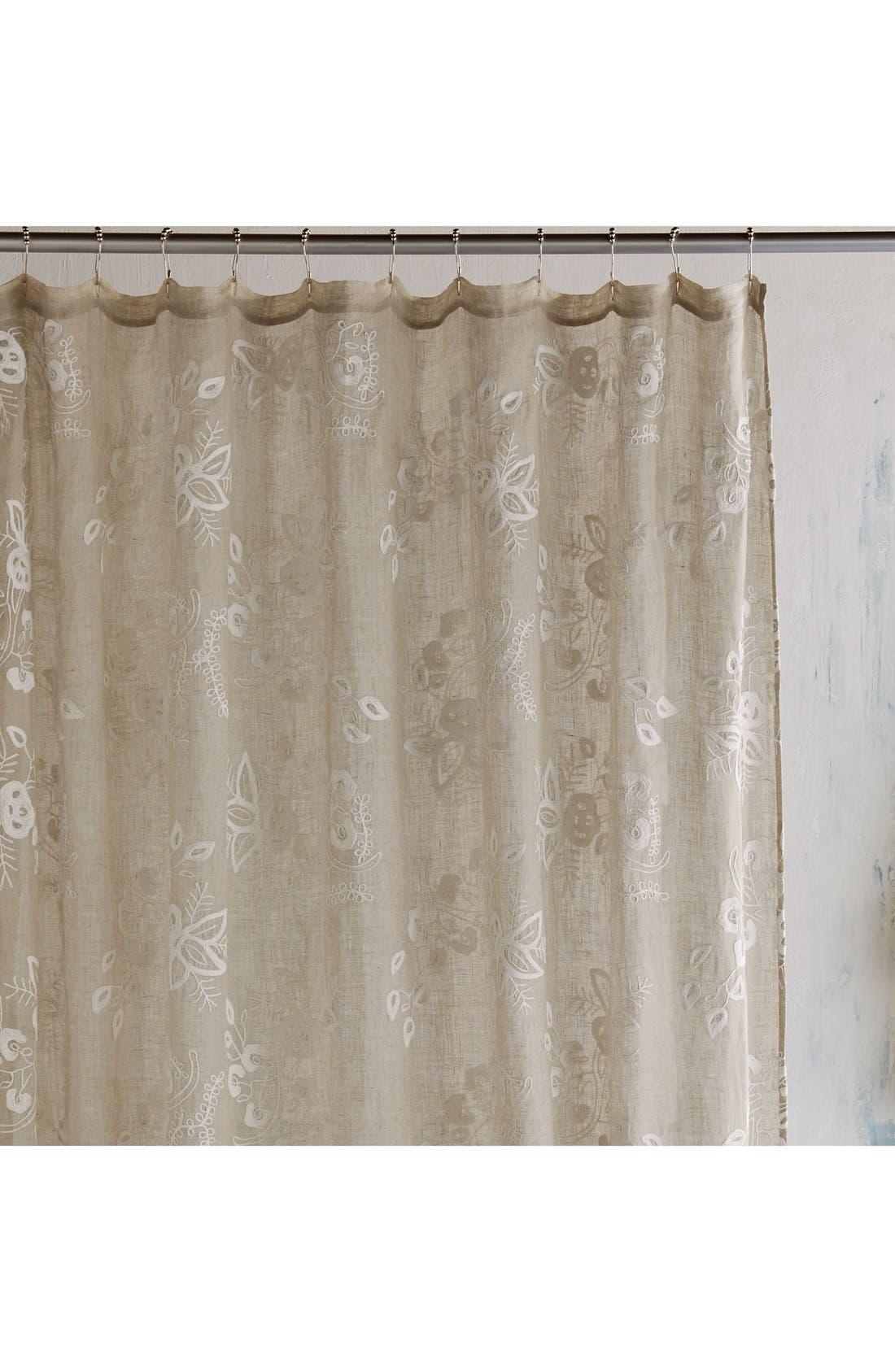 'Pasak' Shower Curtain,                             Main thumbnail 1, color,                             105