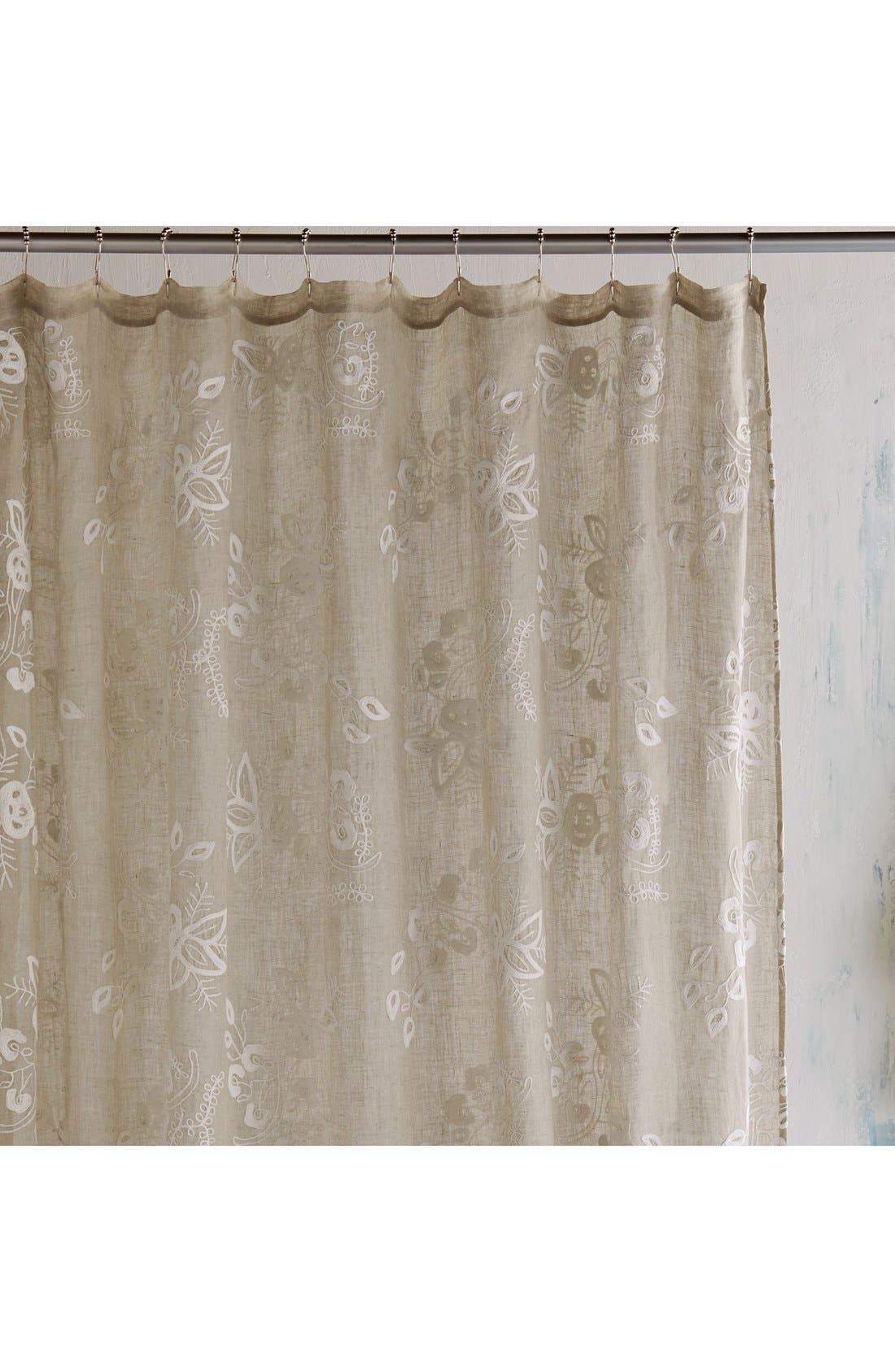 'Pasak' Shower Curtain,                         Main,                         color, 105