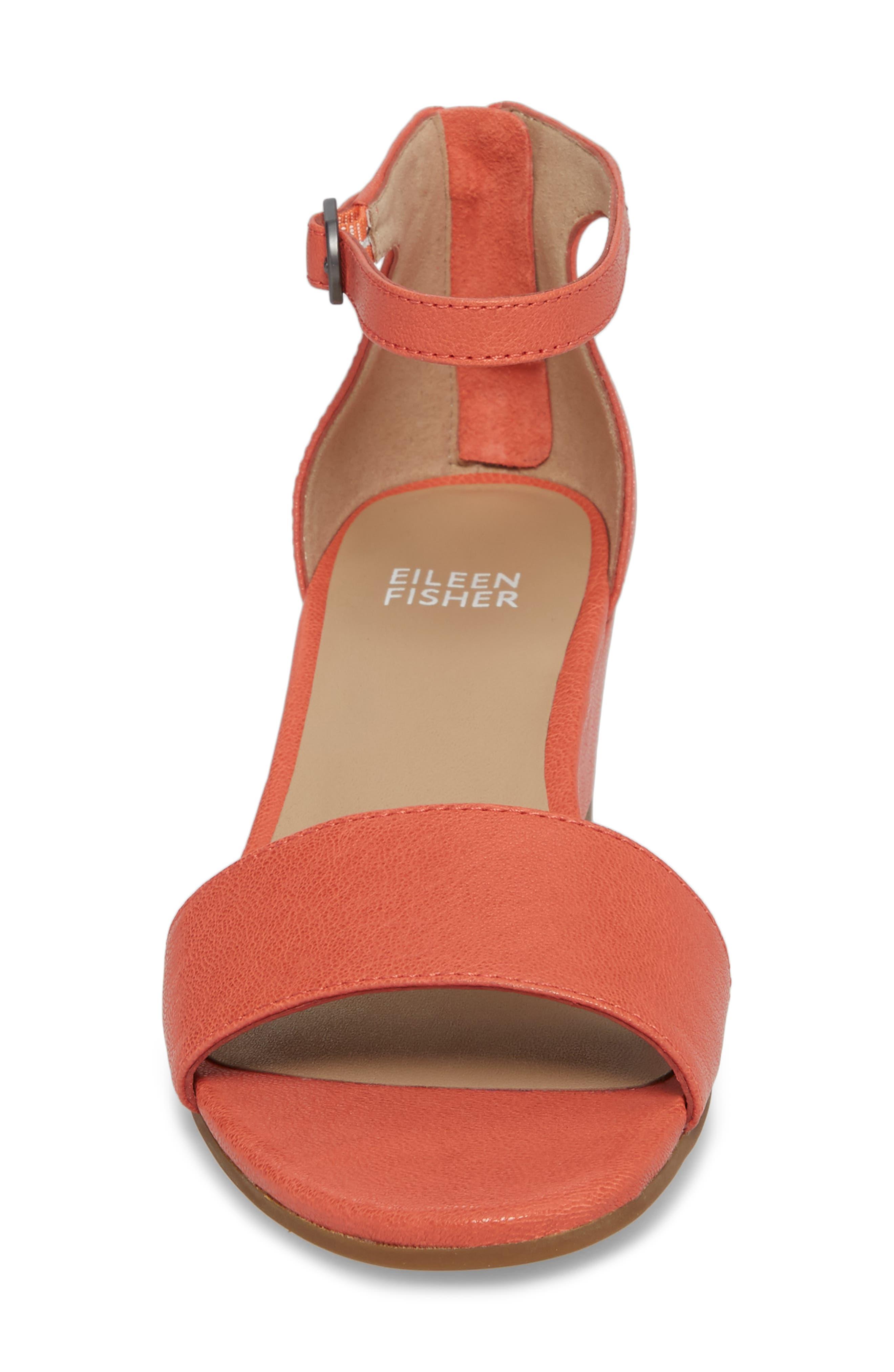 Mara Ankle Strap Wedge Sandal,                             Alternate thumbnail 16, color,