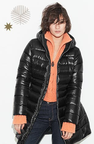 Women's need-now winter coats.