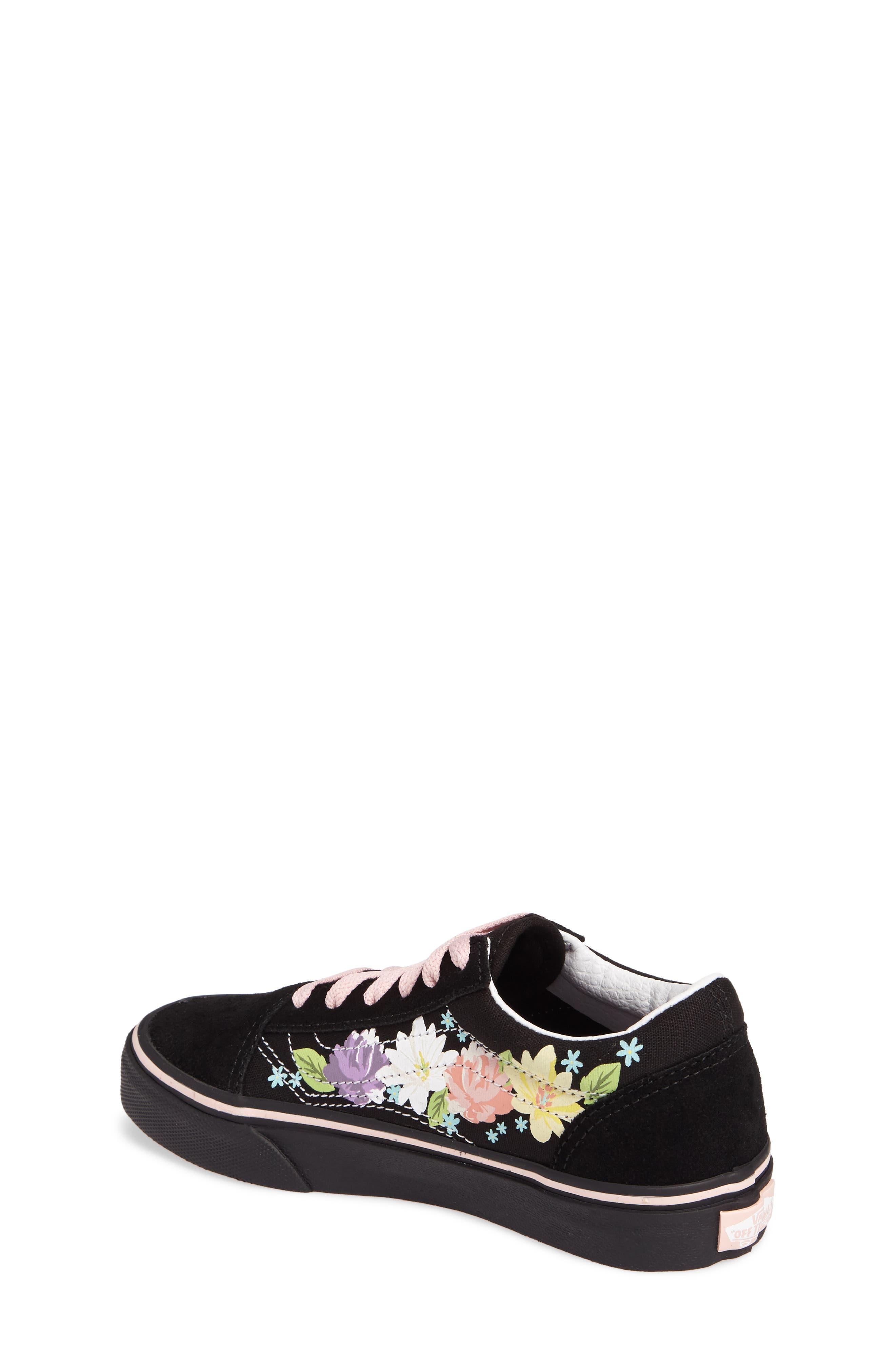 Old Skool Sneaker,                             Alternate thumbnail 2, color,                             001