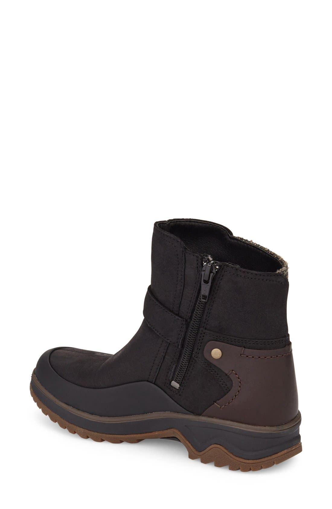 Eventyr Strap Waterproof Boot,                             Alternate thumbnail 4, color,