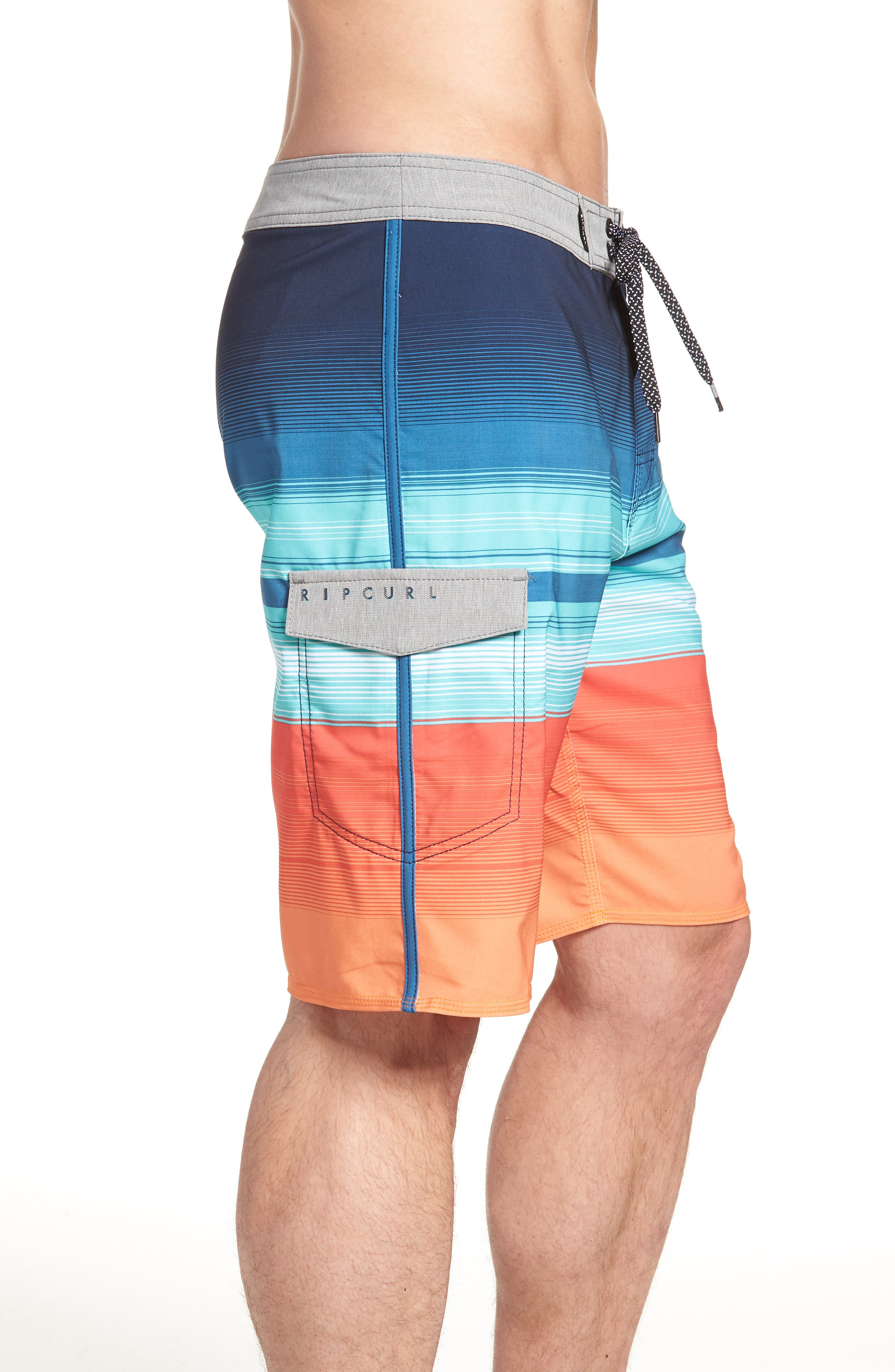 Mirage Accelerate Board Shorts,                             Alternate thumbnail 8, color,