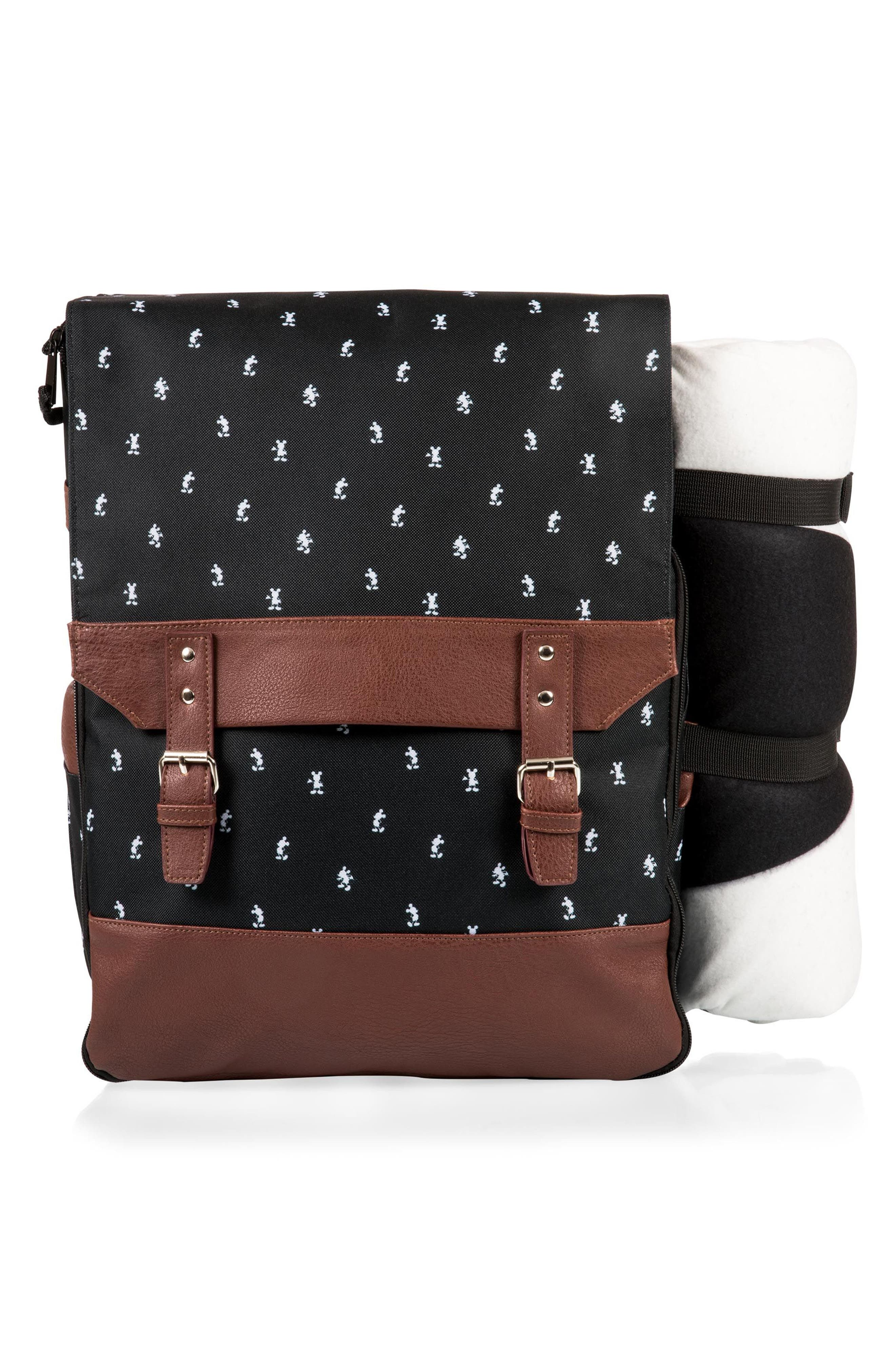 Mickey Mouse<sup>®</sup> Picnic Backpack,                         Main,                         color, 001