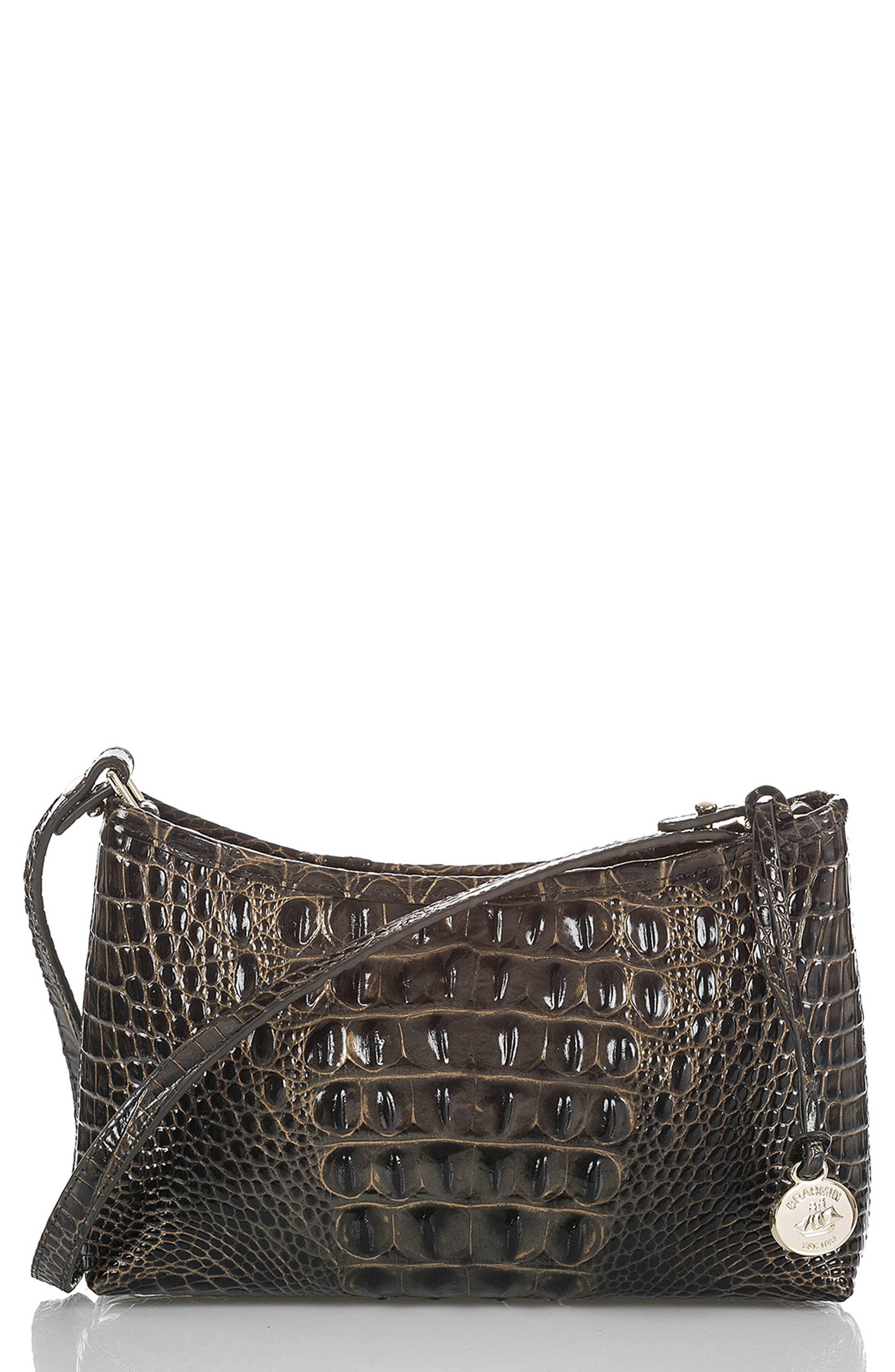 'Anytime - Mini' Convertible Handbag,                             Main thumbnail 1, color,                             GRAPHITE