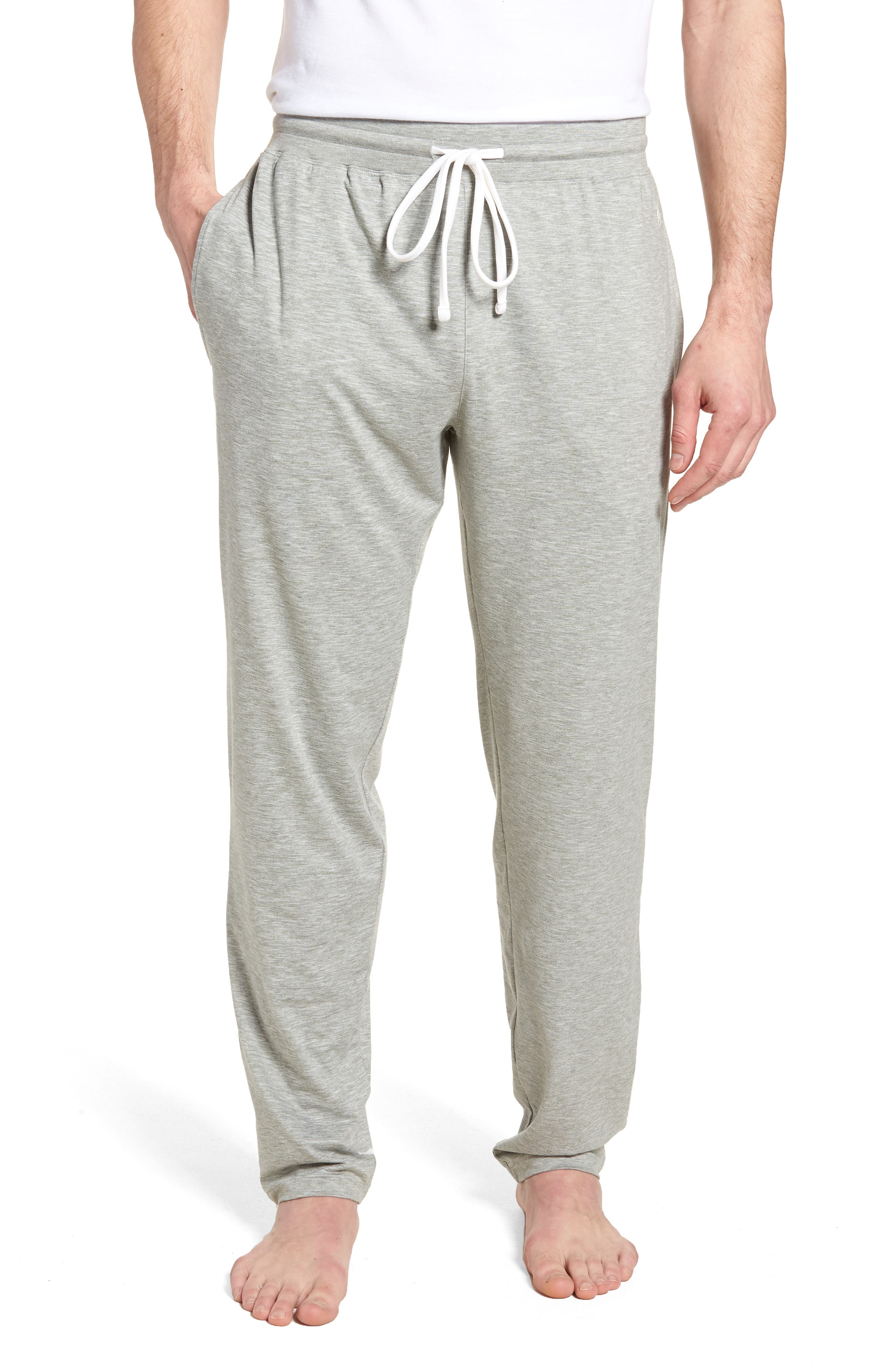 POLO RALPH LAUREN Therma Lounge Pants, Main, color, 033