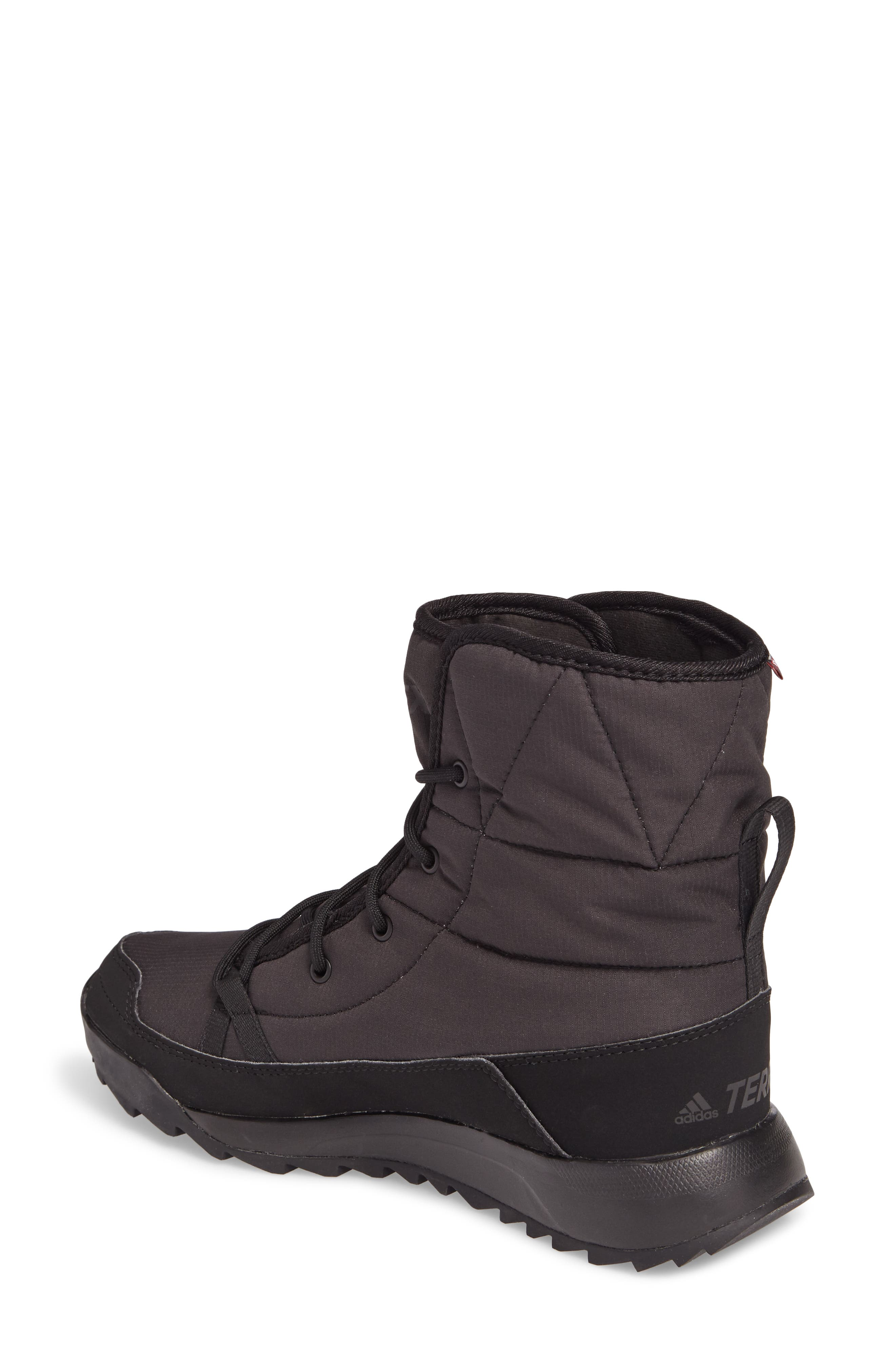 Terrex Choleah Waterproof Boot,                             Alternate thumbnail 2, color,                             001