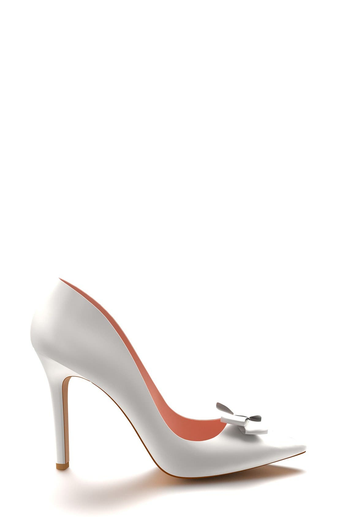 Pointy Toe Pump,                             Alternate thumbnail 10, color,