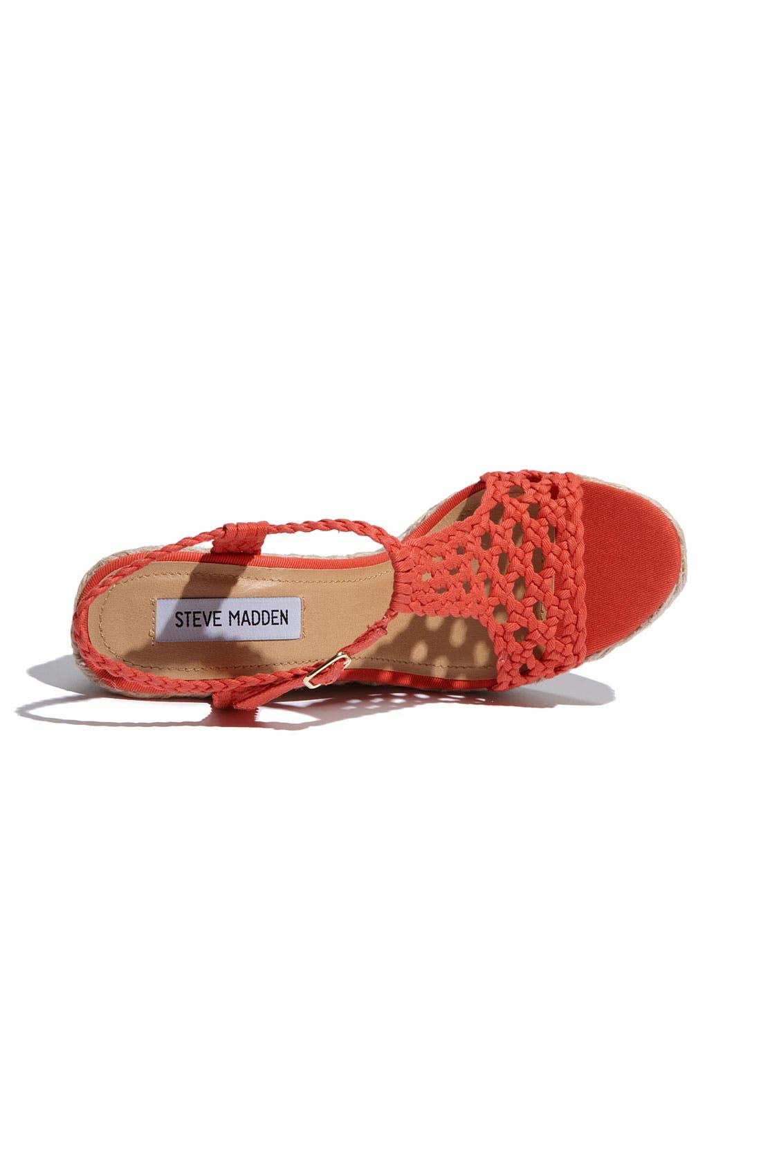 'Manngo' Woven Sandal,                             Alternate thumbnail 12, color,