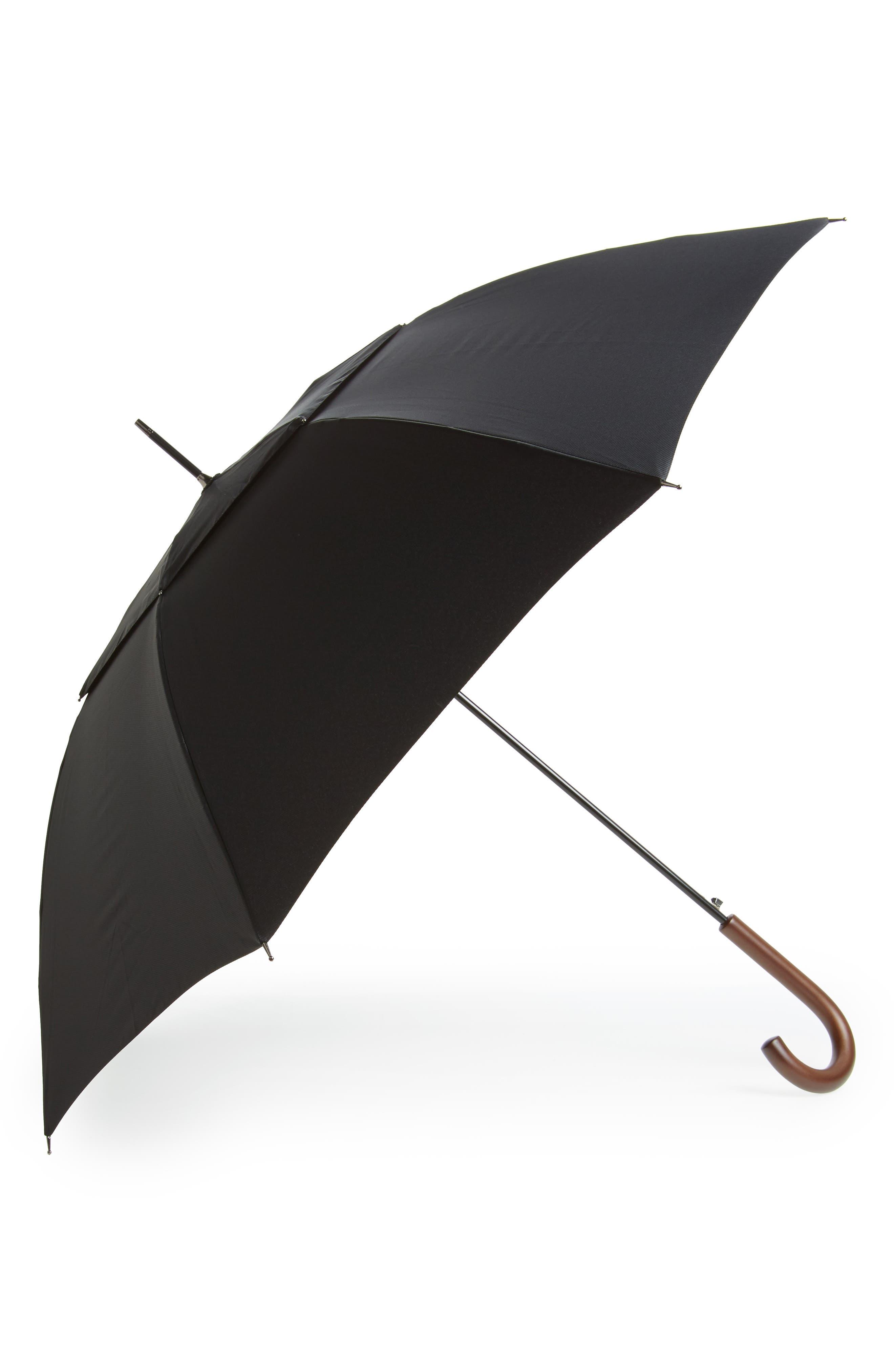 Umbrella,                             Main thumbnail 1, color,                             BLACK