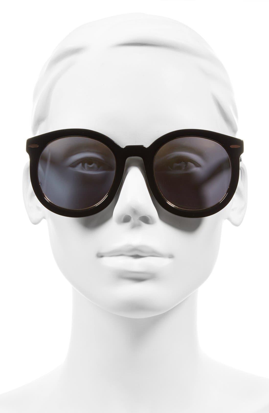 'Super Duper Superstars' 53mm Sunglasses,                             Alternate thumbnail 2, color,                             001