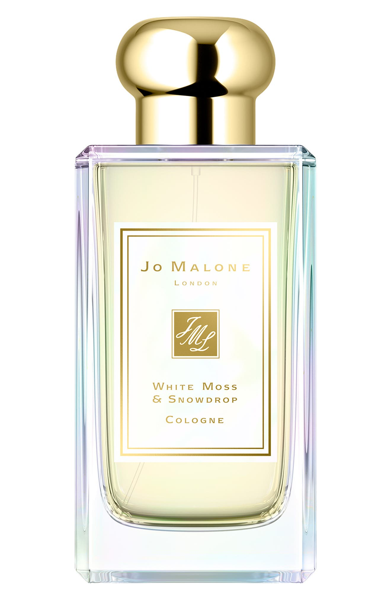 White Moss & Snowdrop Cologne,                             Main thumbnail 1, color,                             000