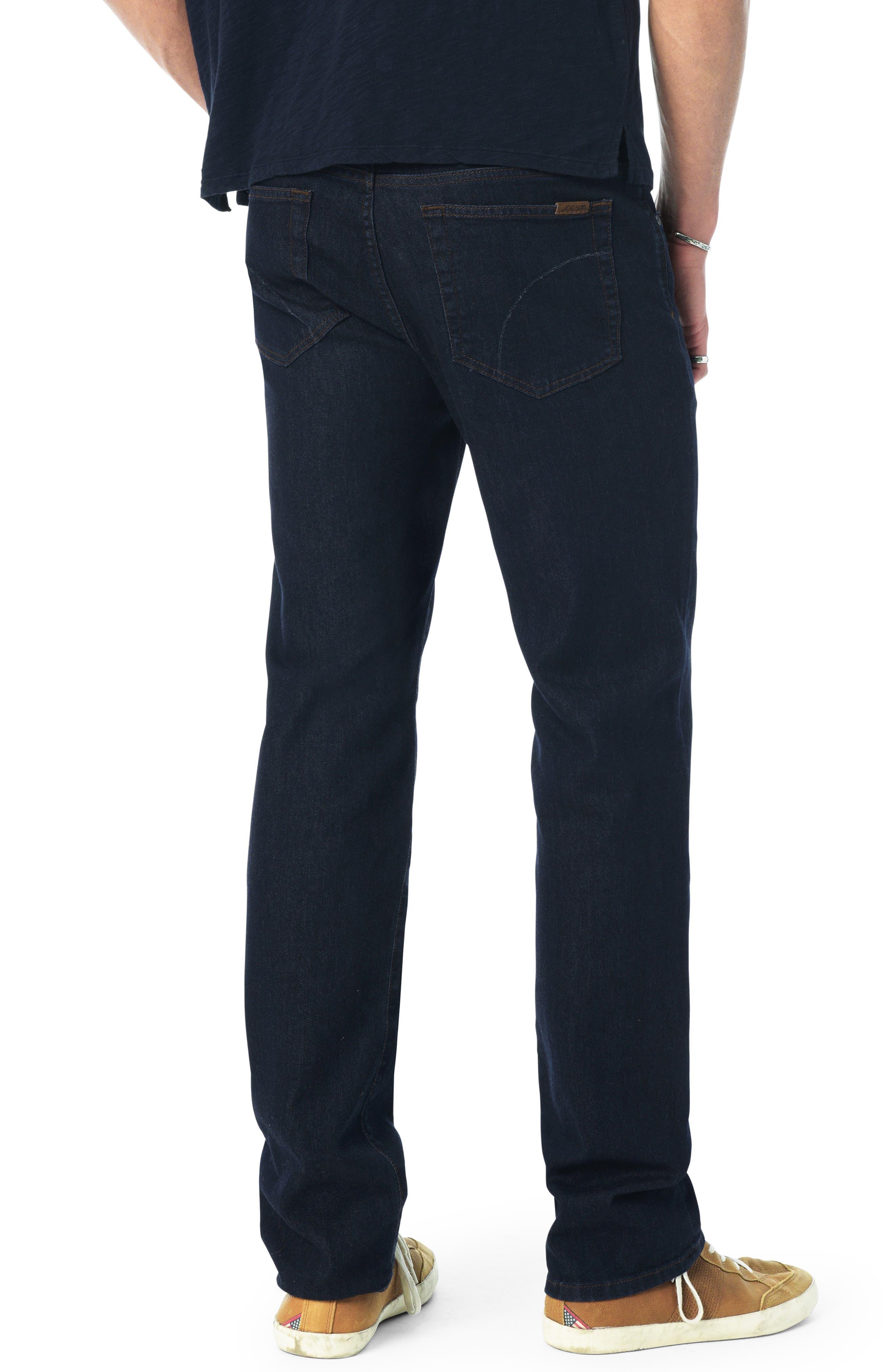 Classic Straight Leg Jeans,                             Alternate thumbnail 2, color,                             ROCK