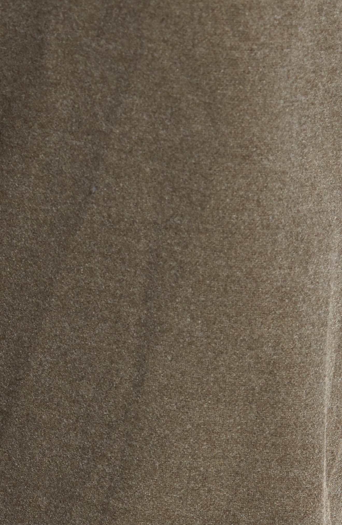 Graduate Tailored Five-Pocket Straight Leg Pants,                             Alternate thumbnail 5, color,                             CLIMBING IVY