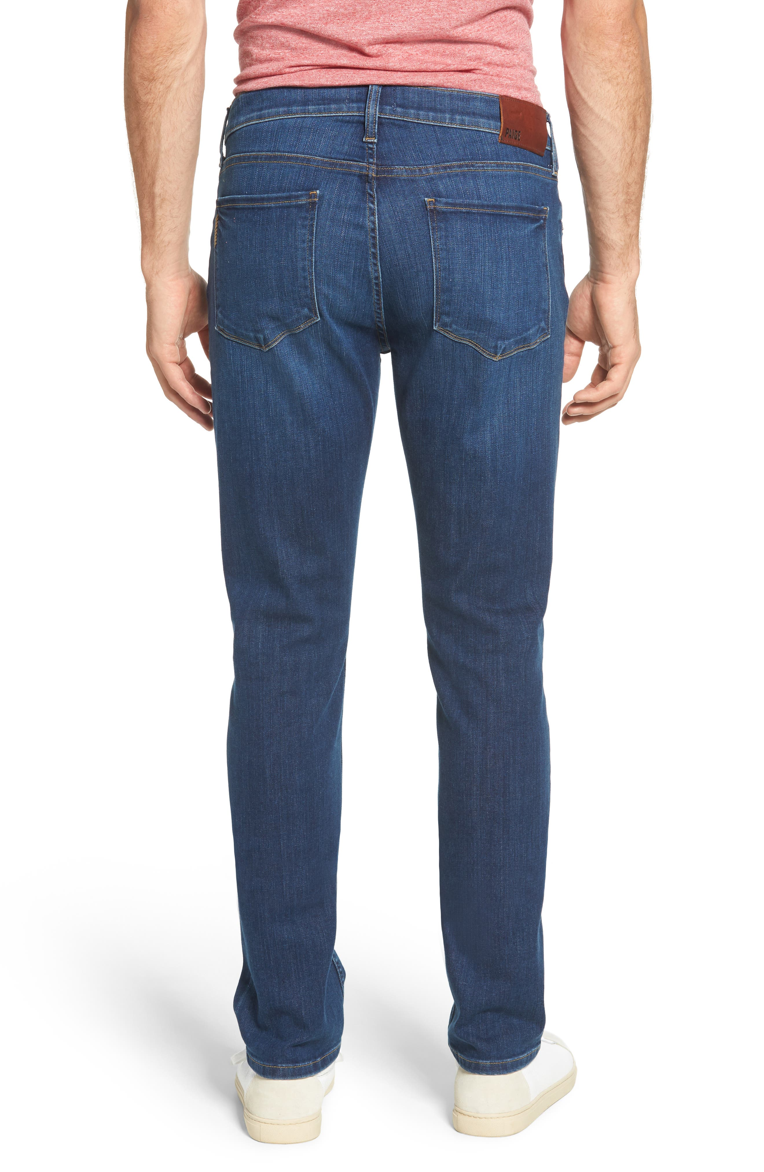 Federal Slim Straight Leg Jeans,                             Alternate thumbnail 2, color,                             ASHBROOK