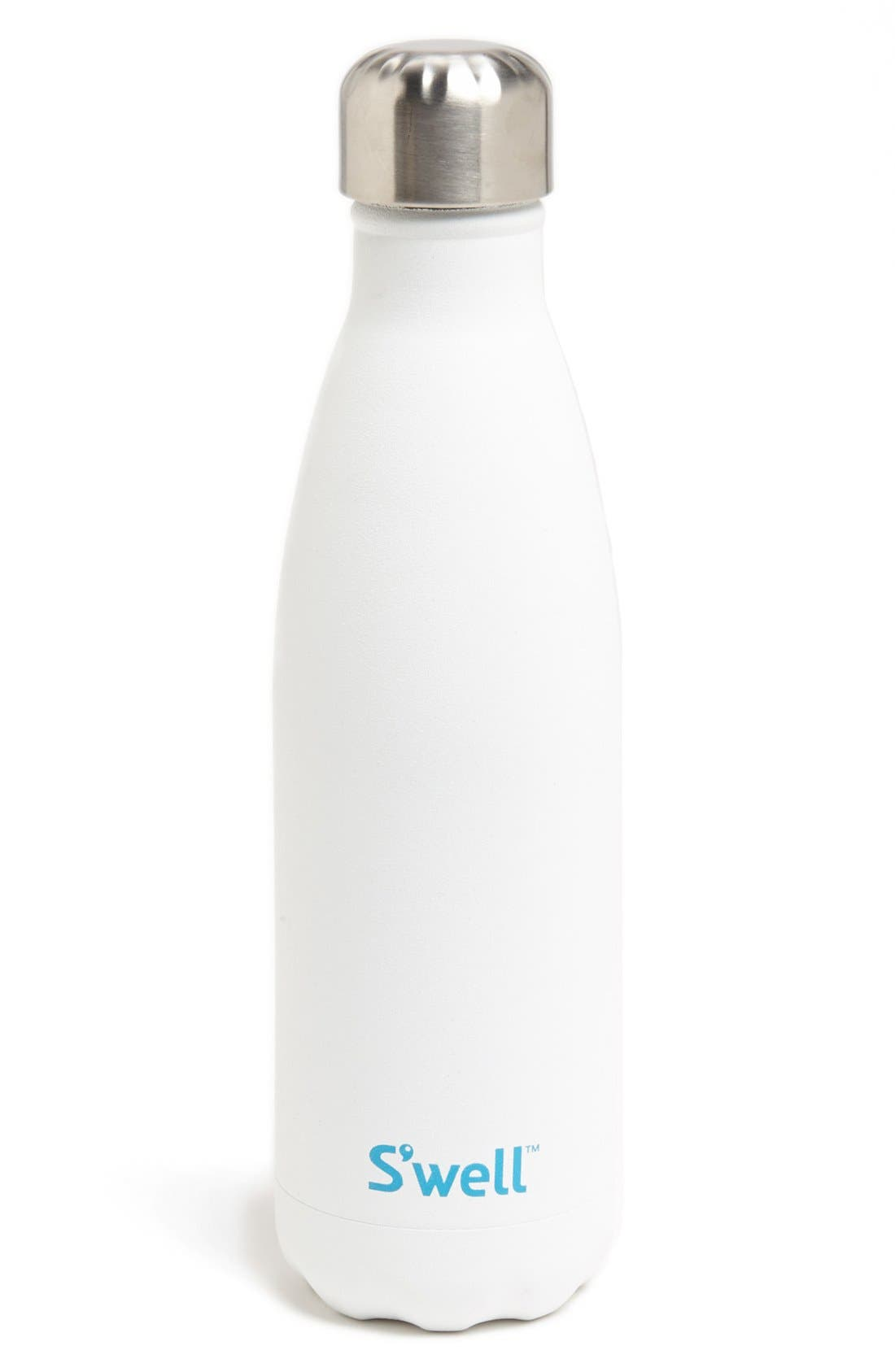 'Stone Collection' Textured Water Bottle,                             Main thumbnail 1, color,                             100