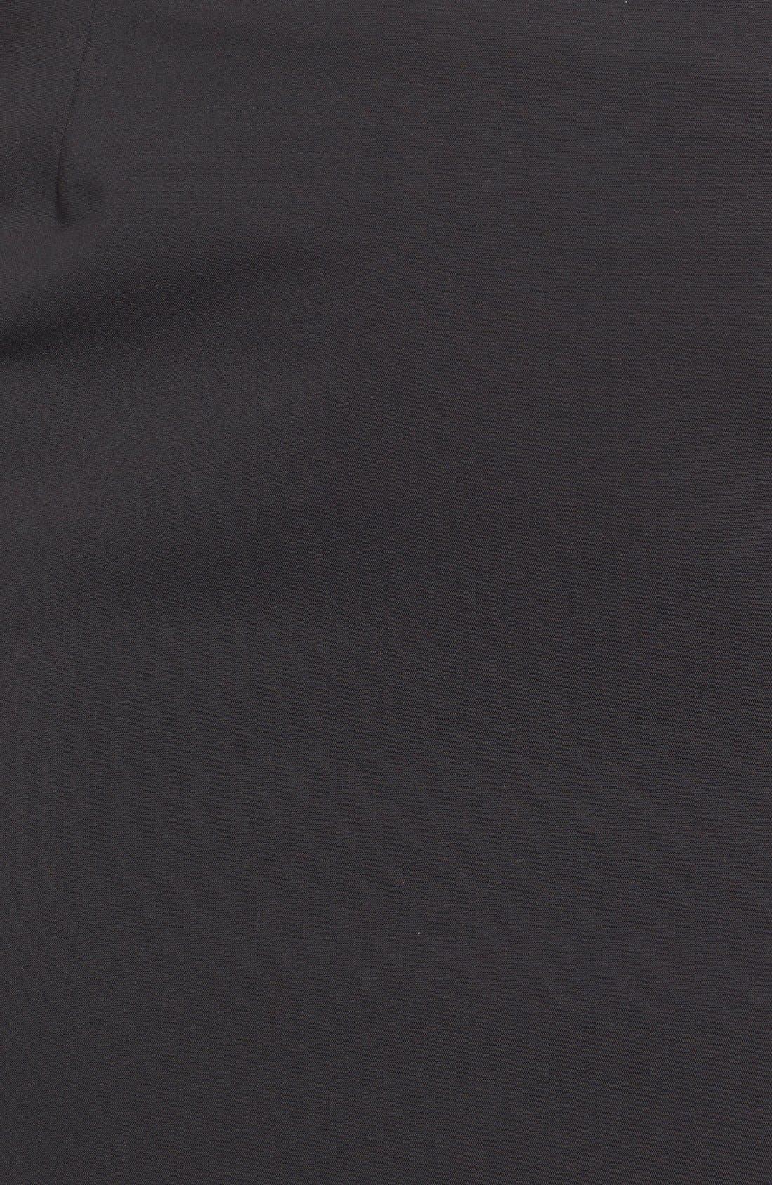 Pencil Skirt,                             Alternate thumbnail 5, color,                             001