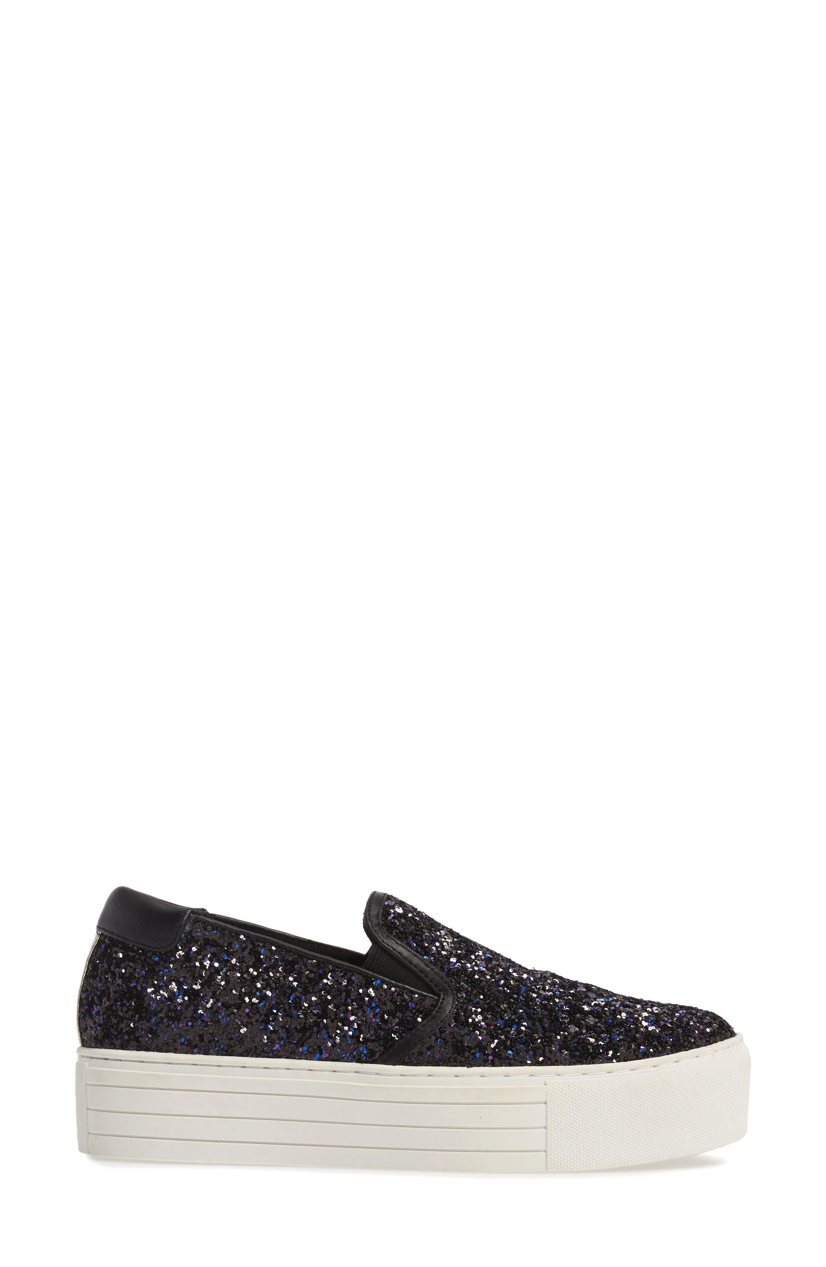 Joanie Slip-On Platform Sneaker,                             Alternate thumbnail 33, color,