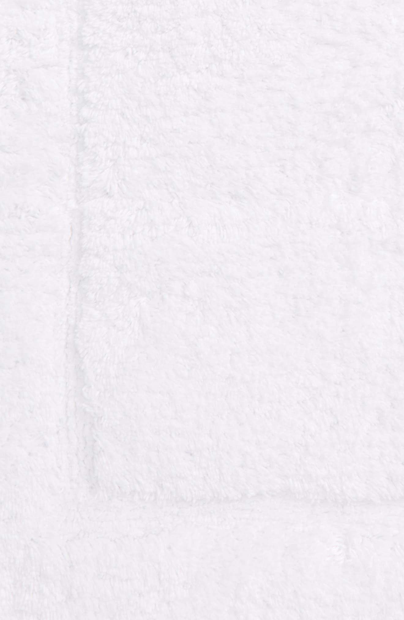 MATOUK,                             Milagro Bath Rug,                             Alternate thumbnail 2, color,                             WHITE