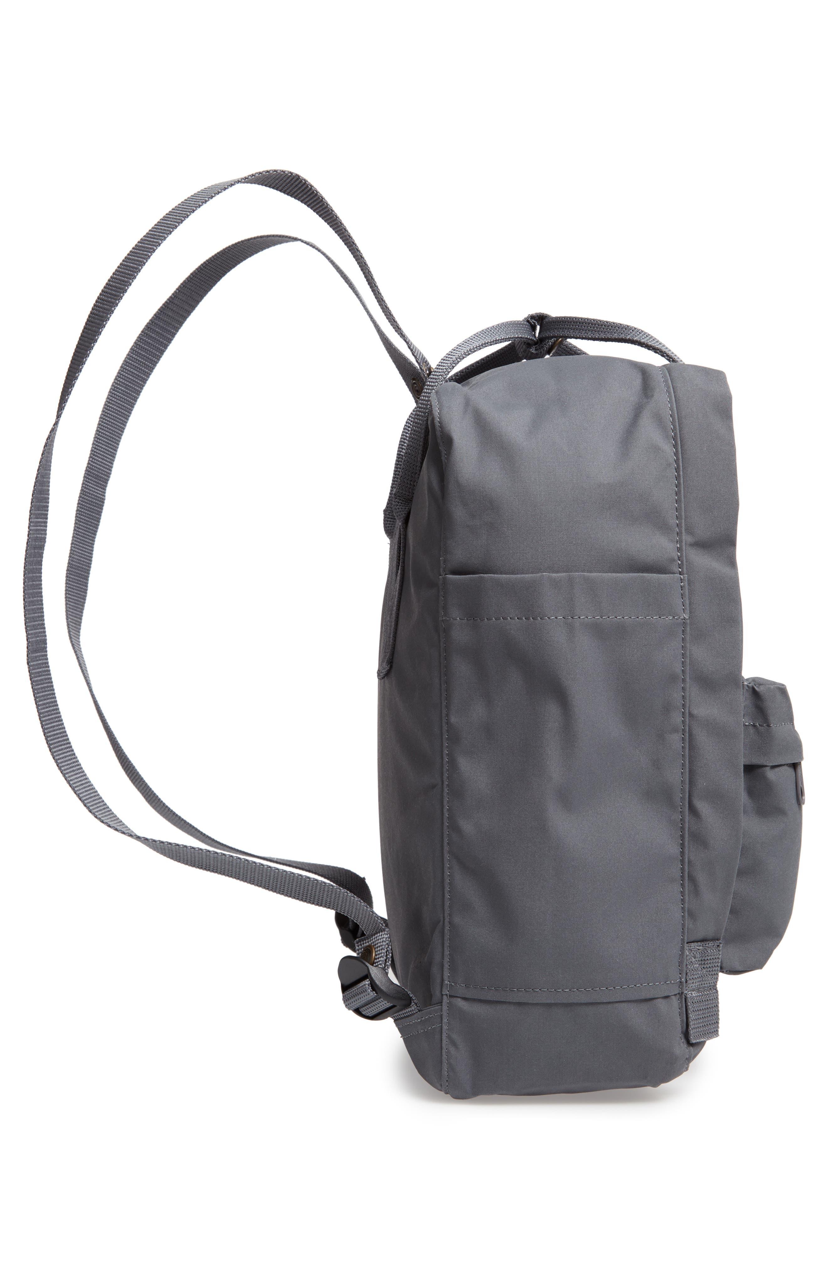 'Kånken' Water Resistant Backpack,                             Alternate thumbnail 5, color,                             SUPER GREY