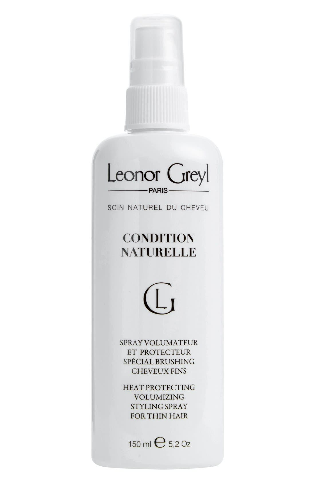'Condition Naturelle' Heat Protective Styling Spray for Thin Hair,                         Main,                         color, NO COLOR
