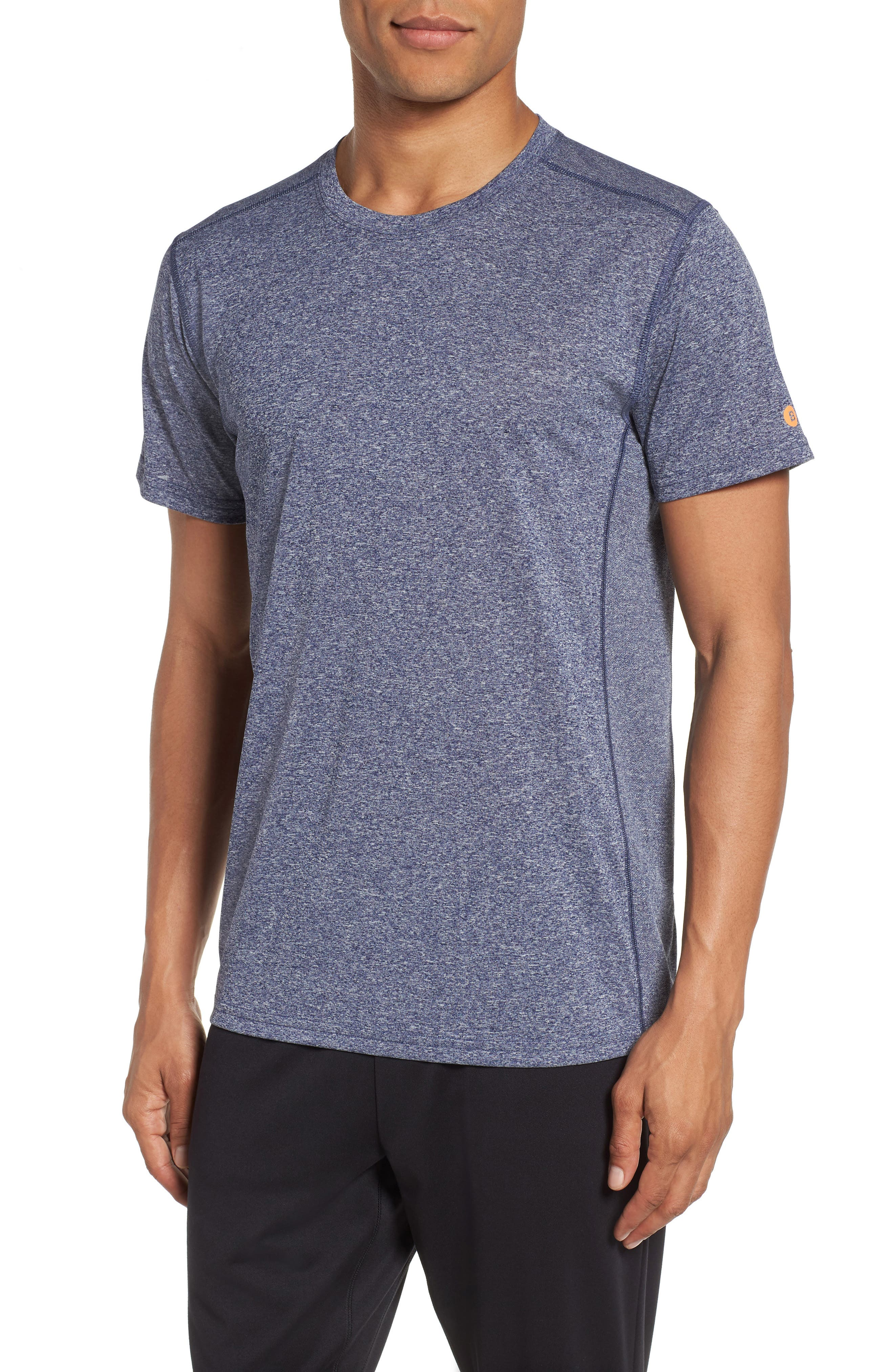 Goodsport Mesh Panel T-Shirt,                             Main thumbnail 5, color,