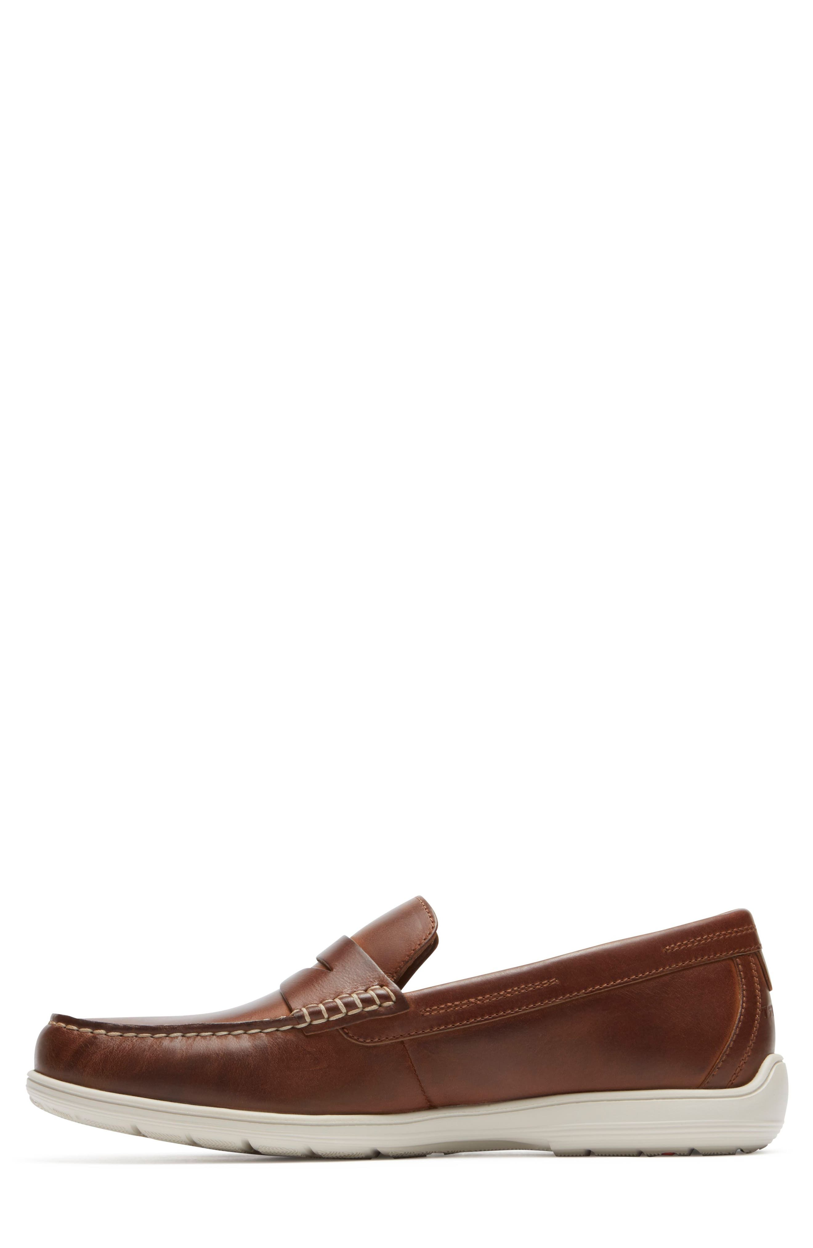 Total Motion Penny Loafer,                             Alternate thumbnail 4, color,