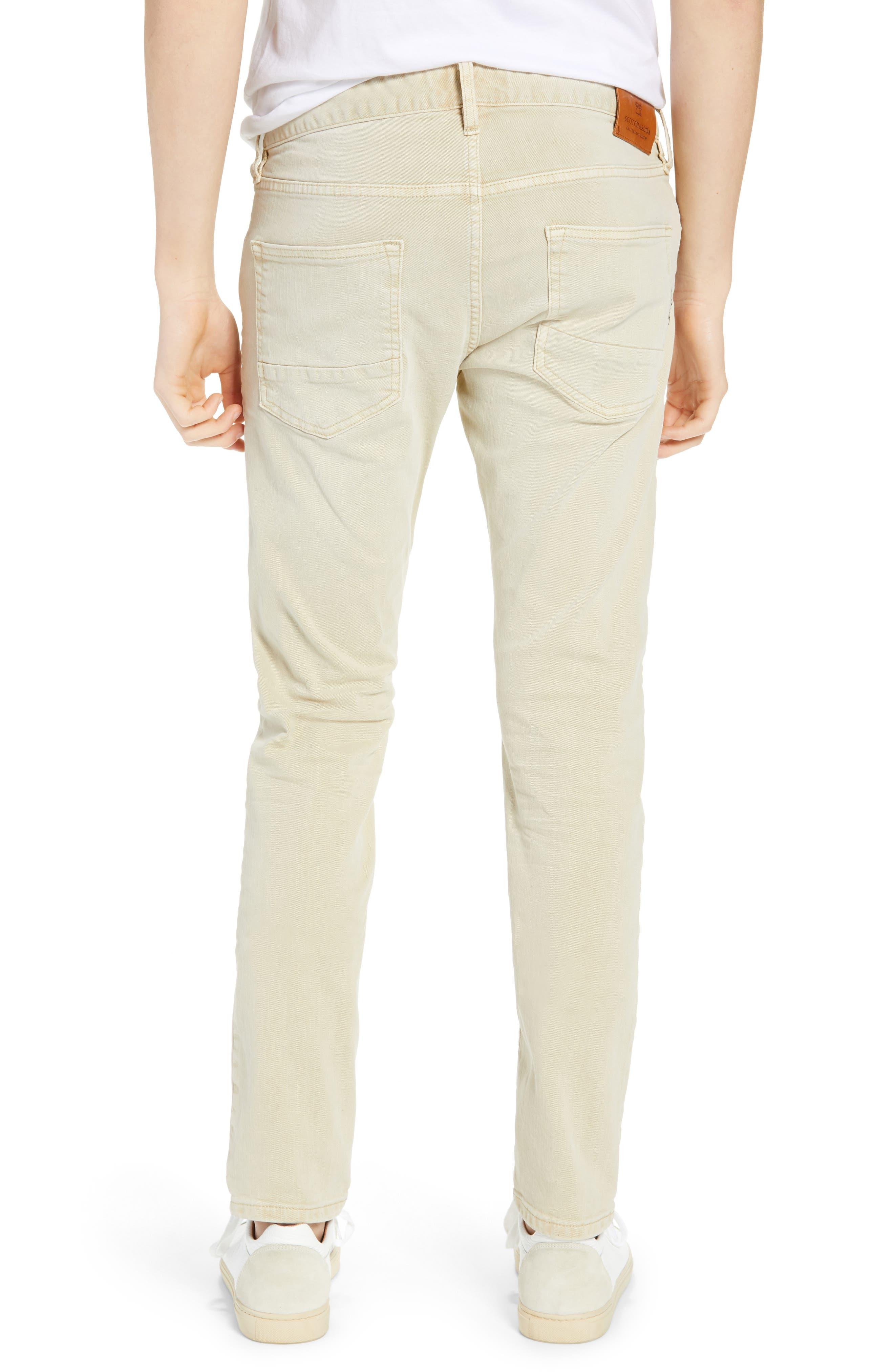 Ralston Slim Fit Pants,                             Alternate thumbnail 2, color,                             SAND