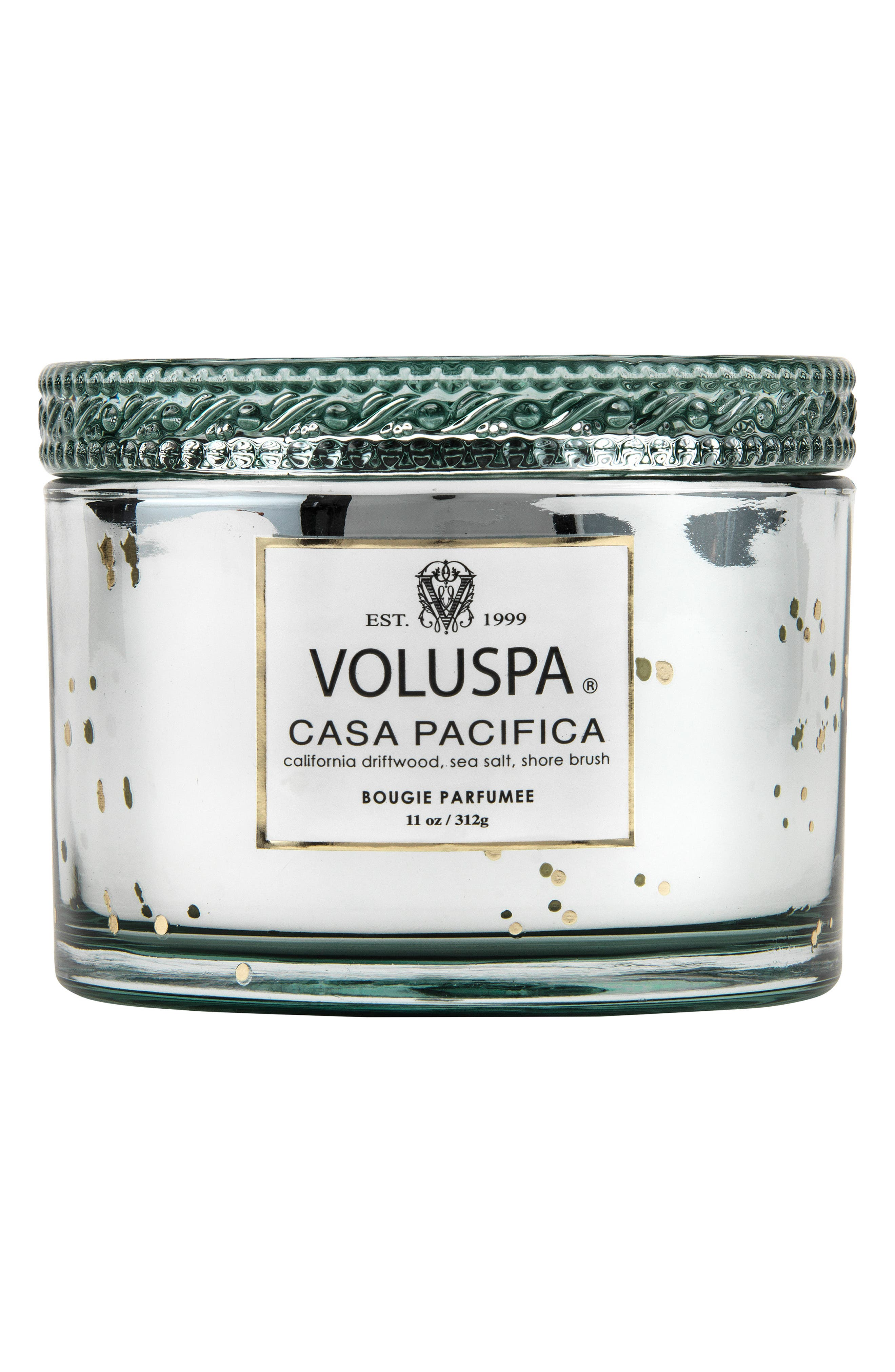 VOLUSPA,                             Vermeil Casa Pacifica Corta Maison Candle,                             Main thumbnail 1, color,                             NO COLOR
