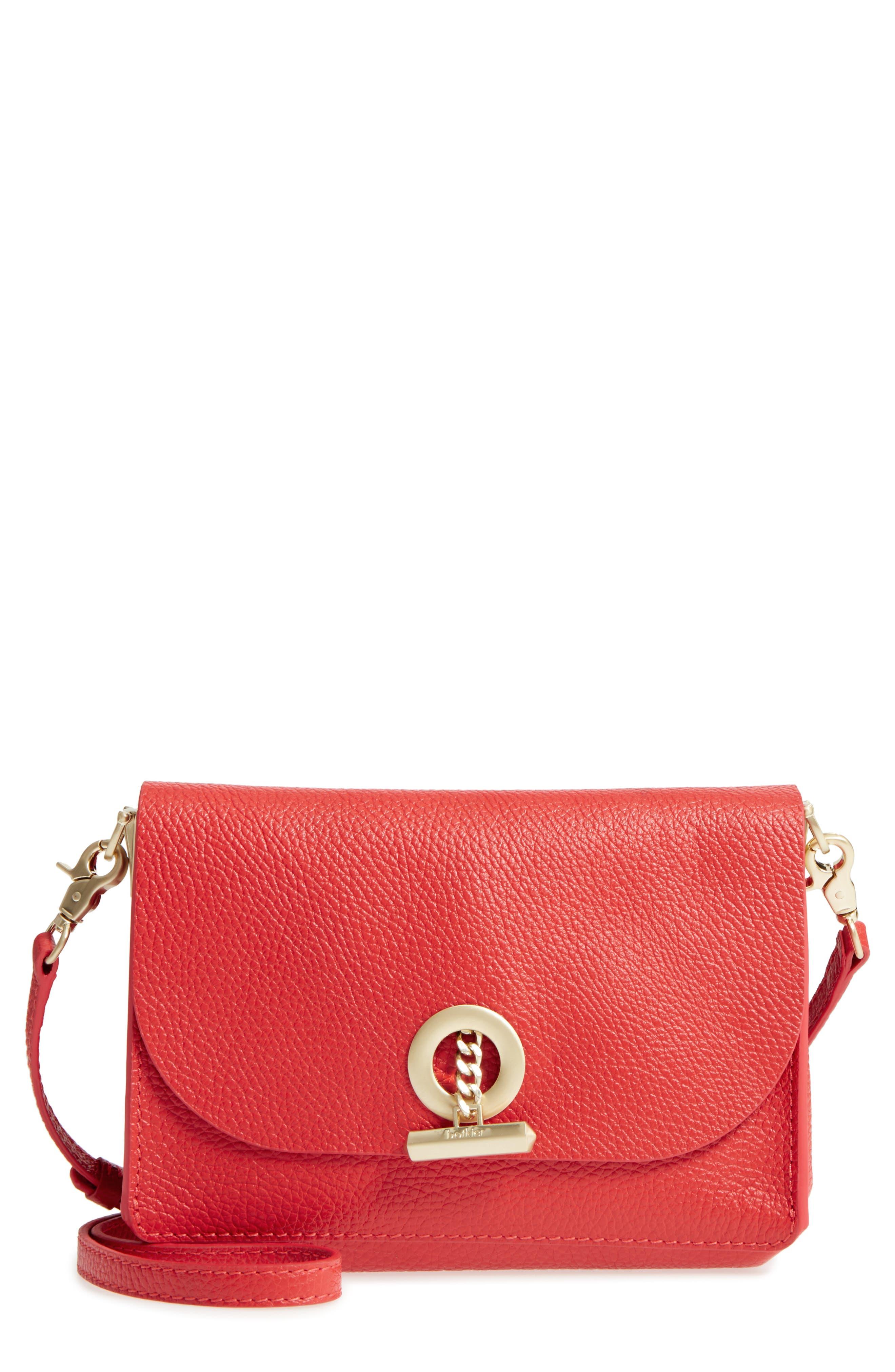 Waverly Leather Crossbody Bag,                             Main thumbnail 7, color,