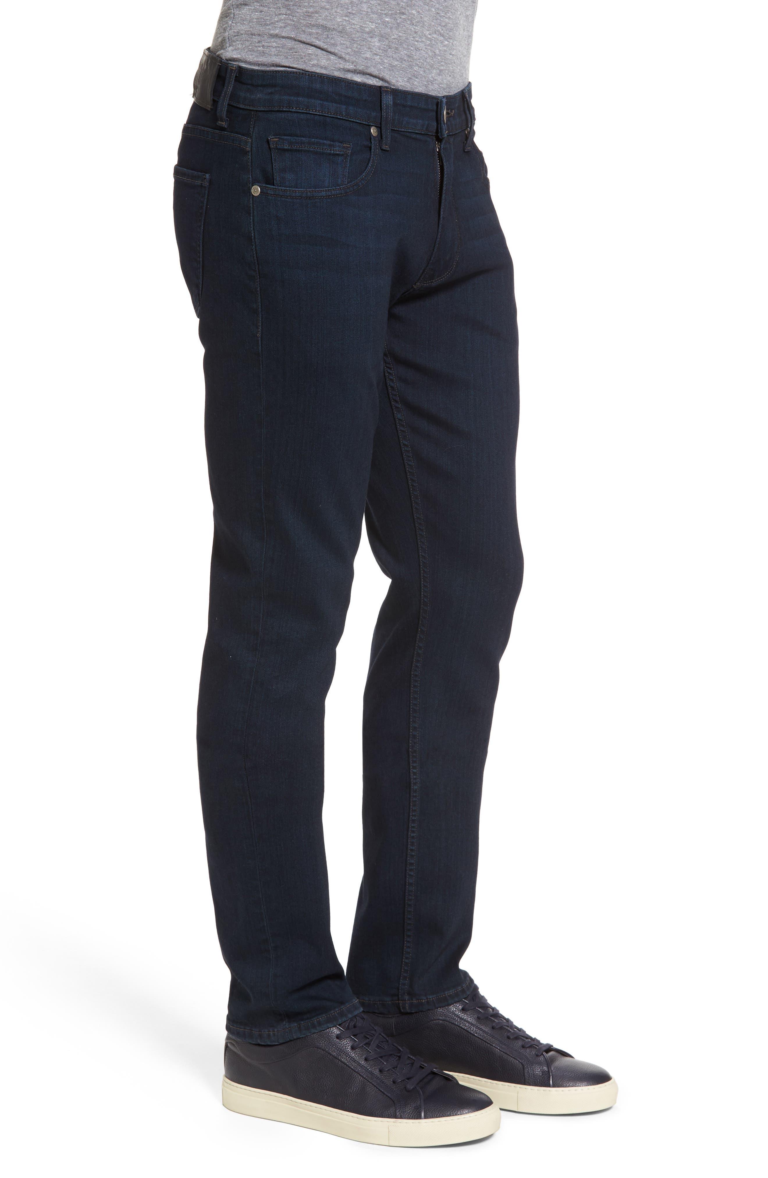 Normandie Straight Leg Jeans,                             Alternate thumbnail 3, color,                             ARLO